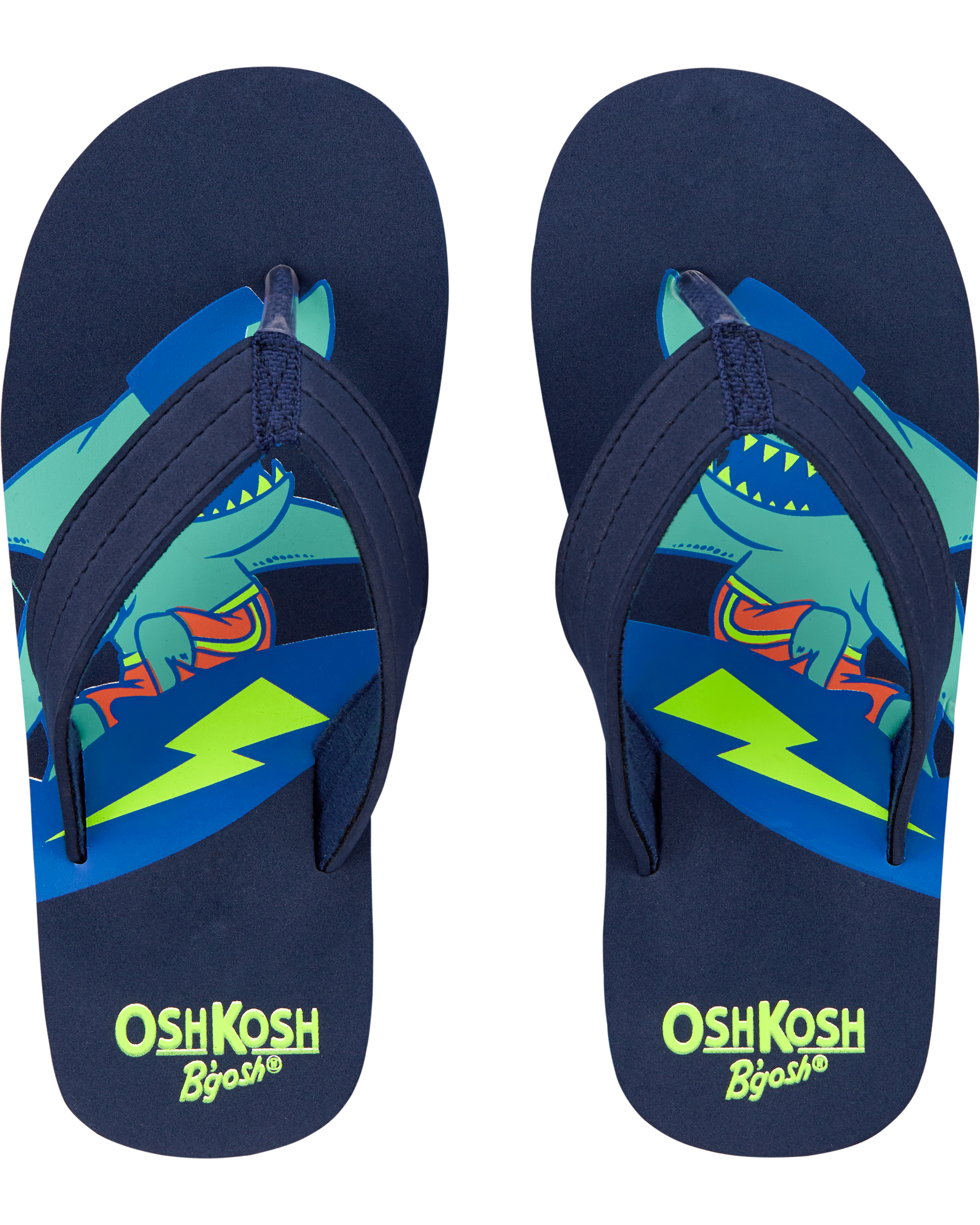 נעלי אצבע כריש