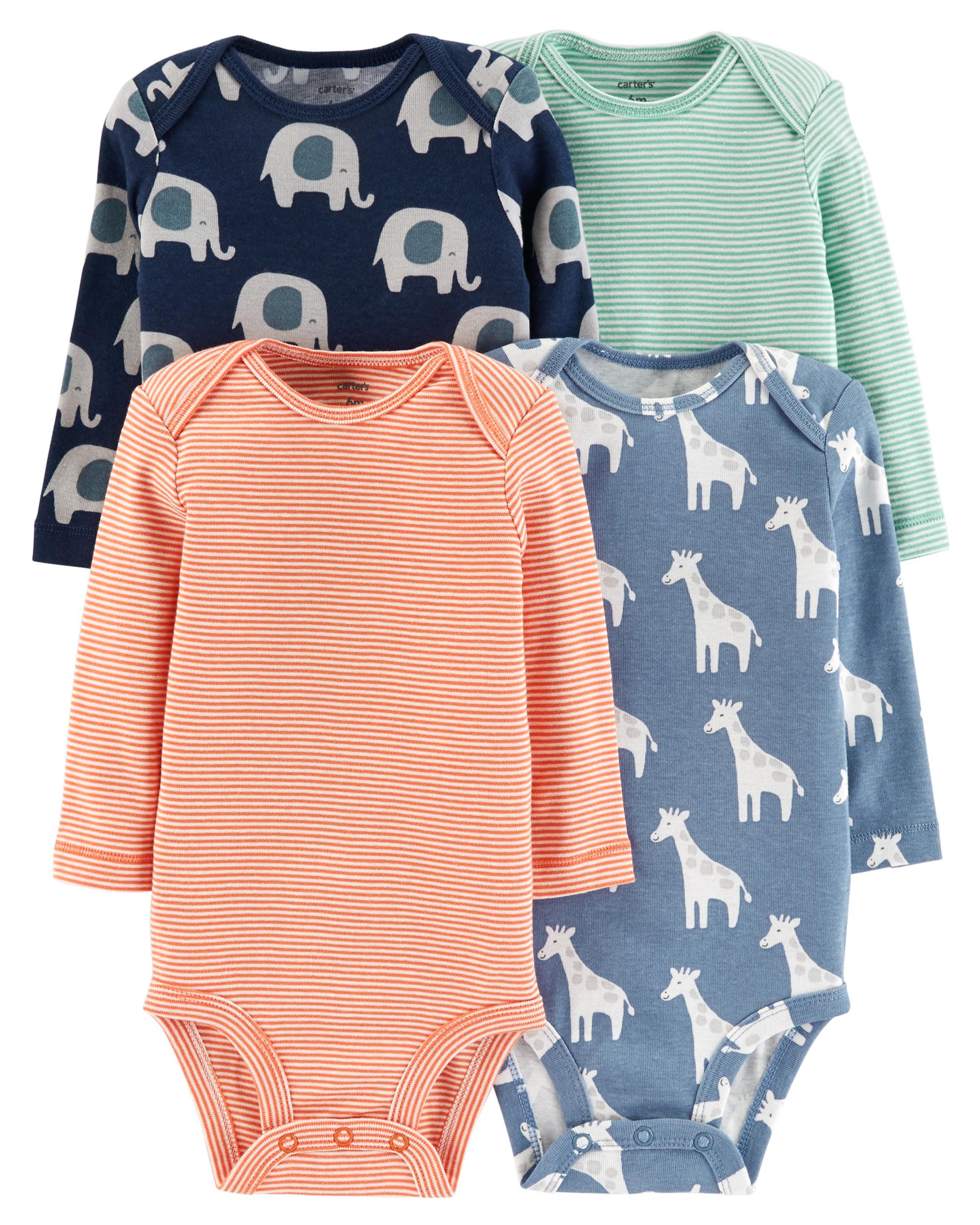 רביעיית בגדי גוף פילים