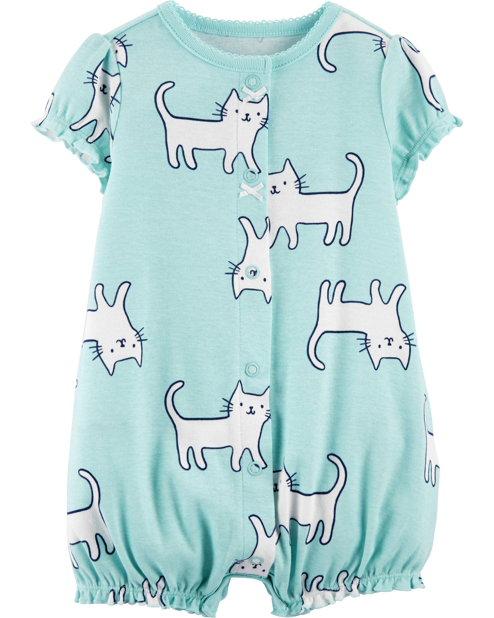 אוברול קצר חתולים