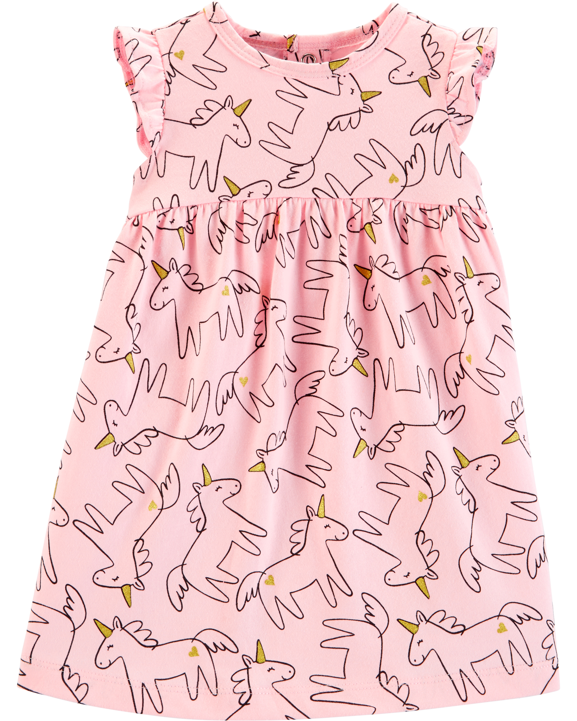 שמלת קיץ חדי קרן