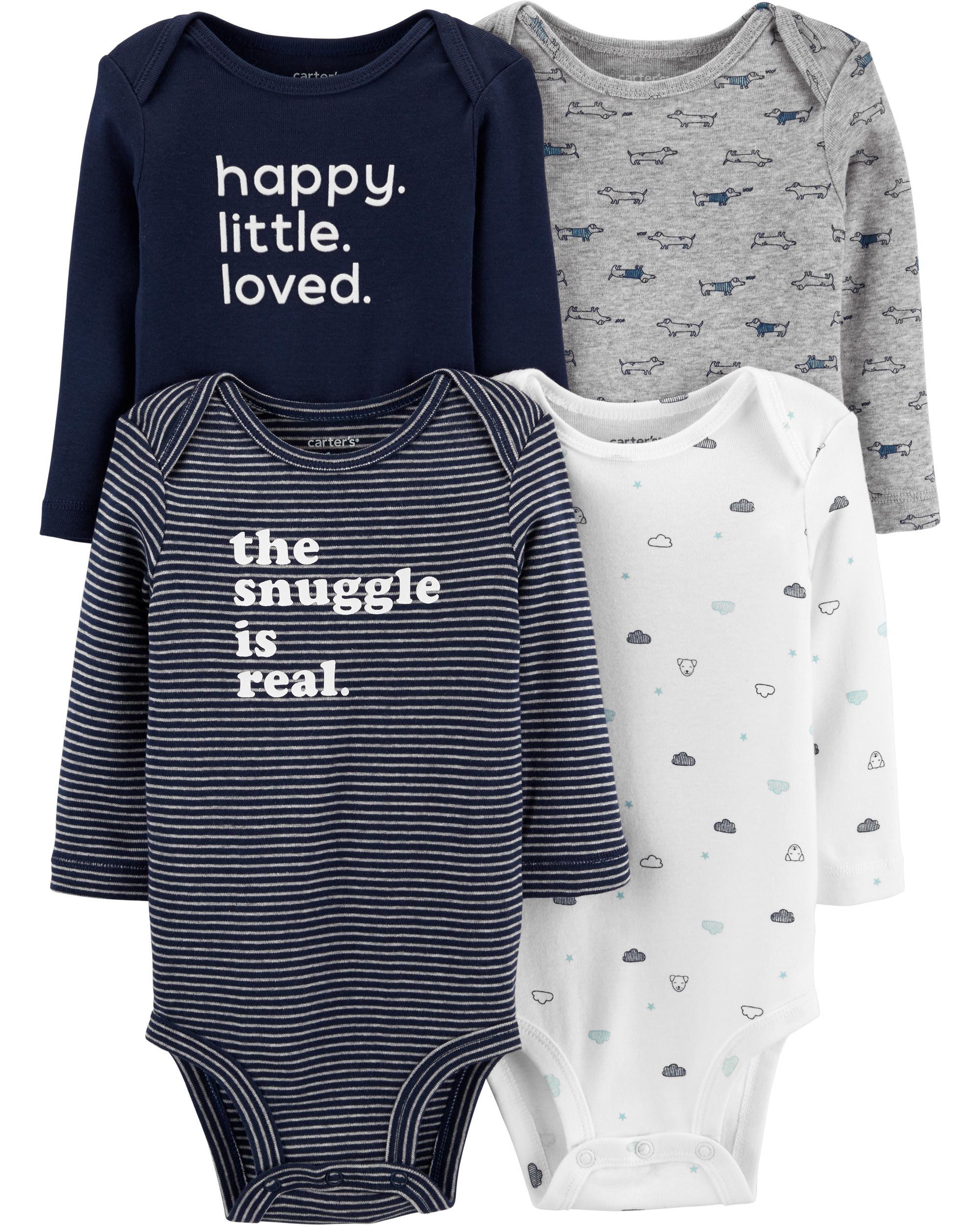 HAPPY רביעיית בגדי גוף