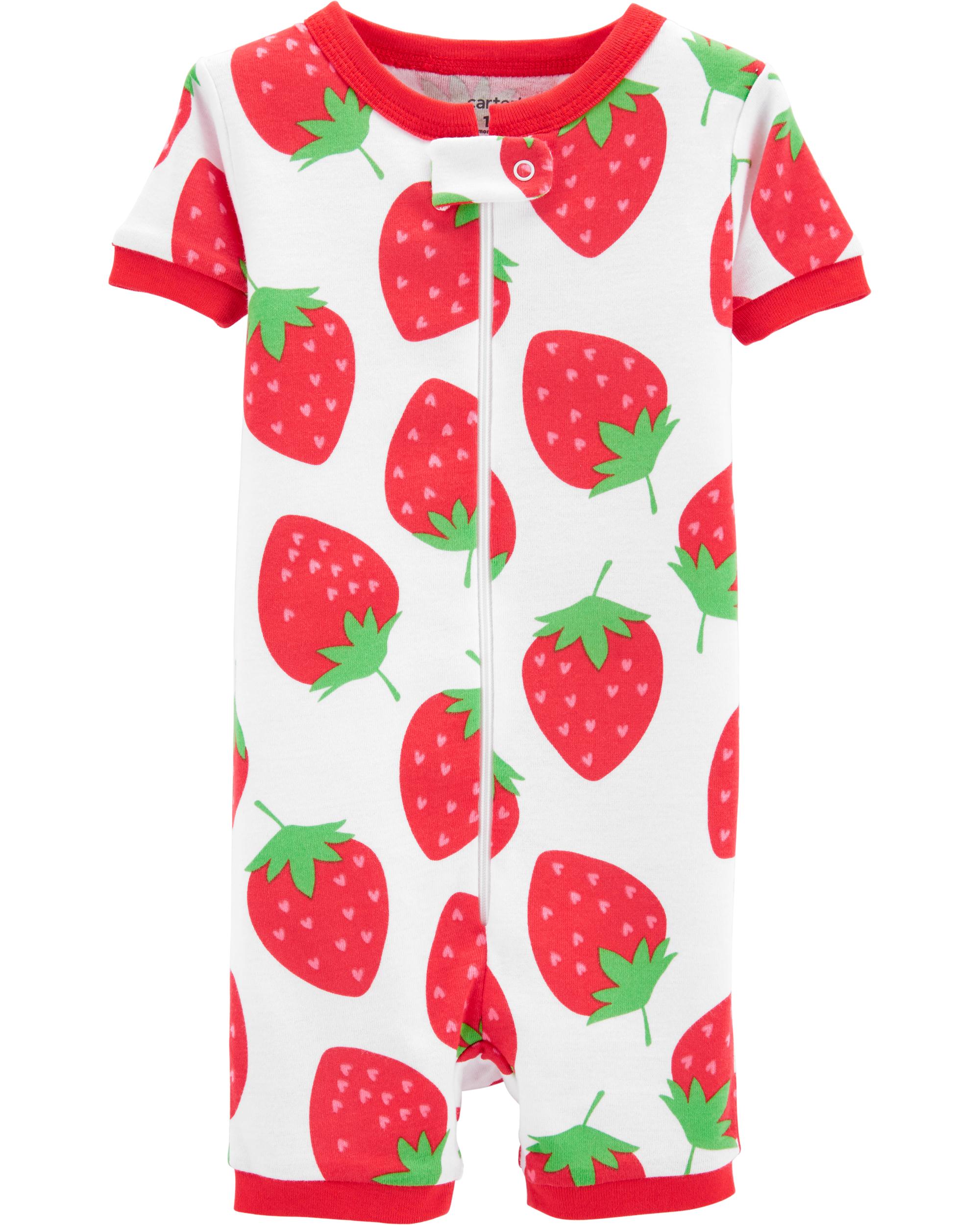 אוברול קצר תותים