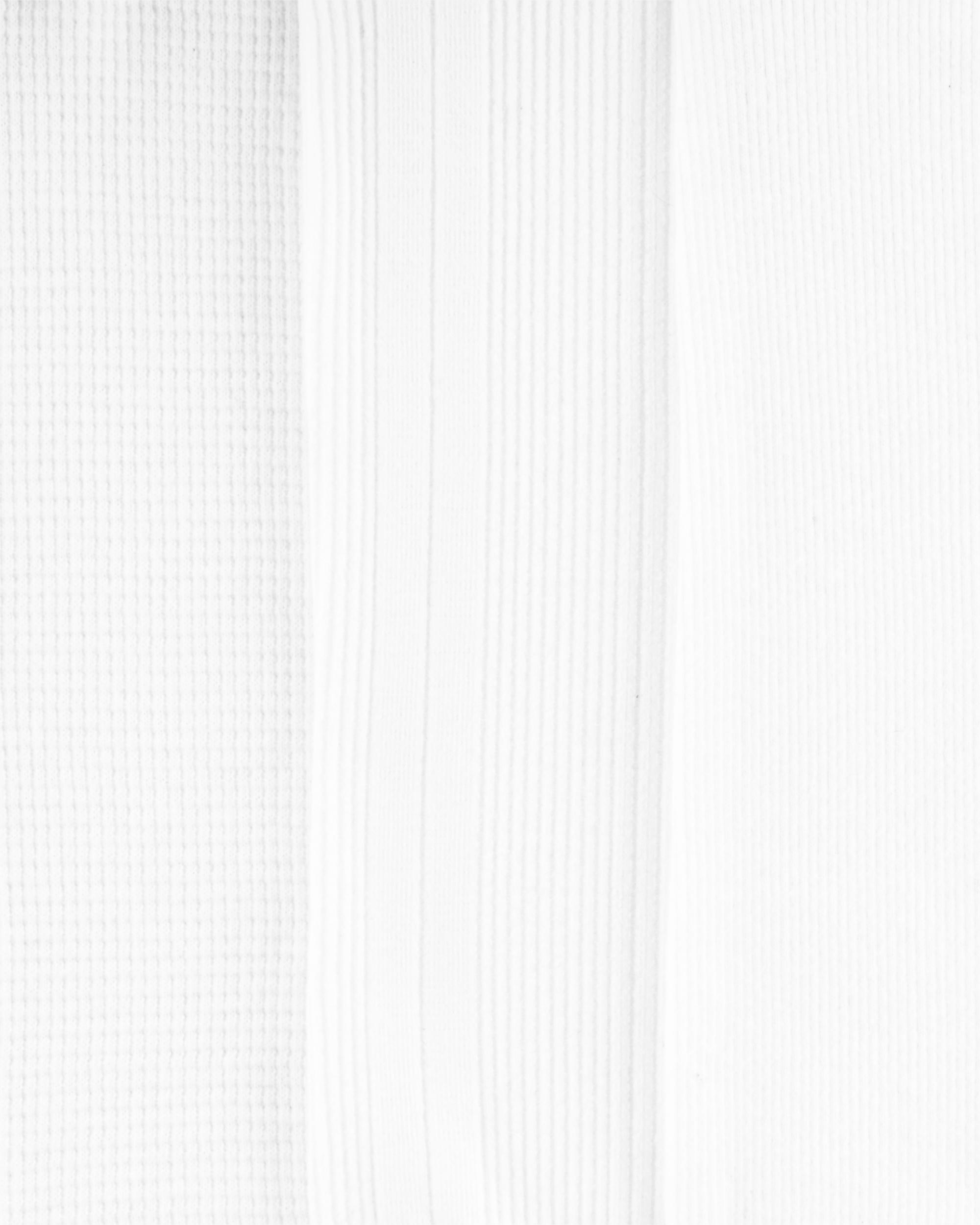 מארז שלישיית בגדי גוף לבן משולב