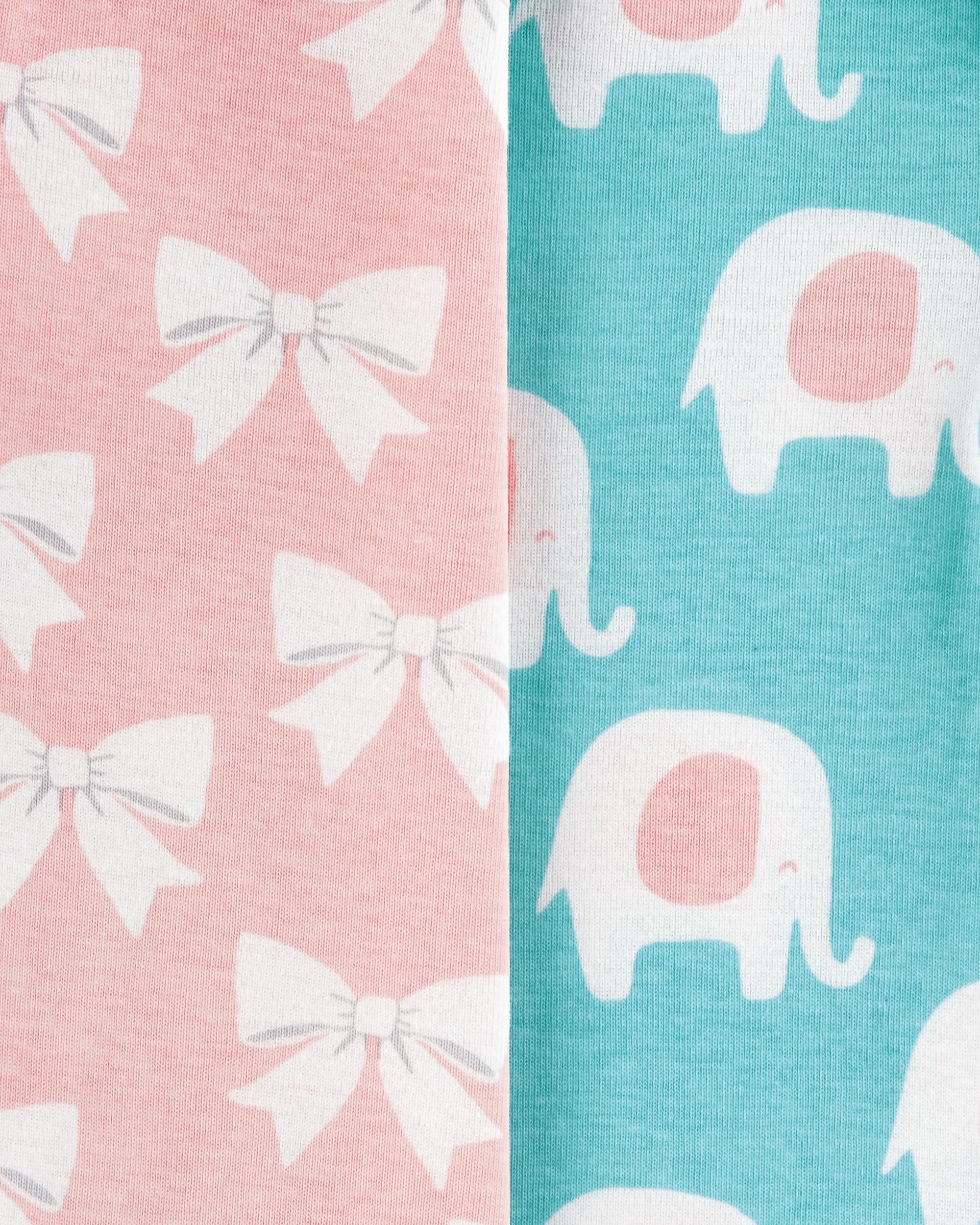 מארז חמישיית בגדי גוף פילים