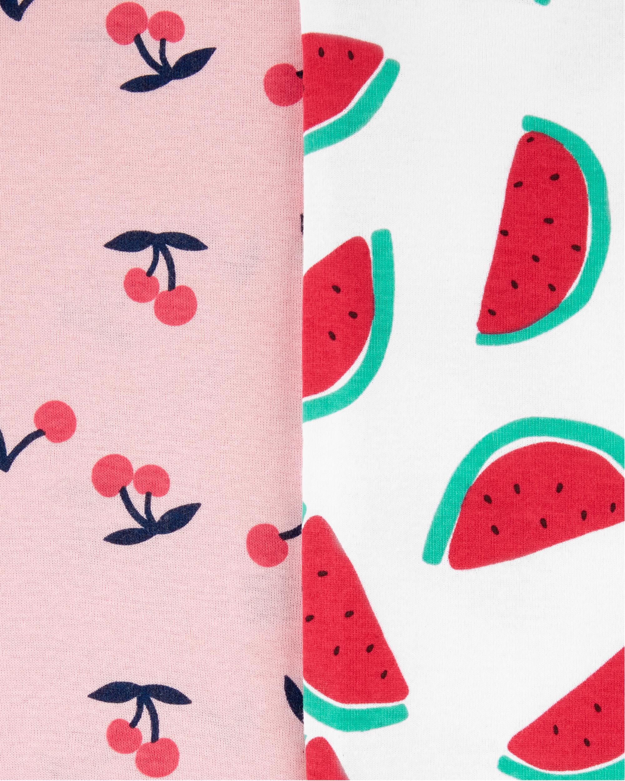 חמישיית בגדי גוף גופייה תותים