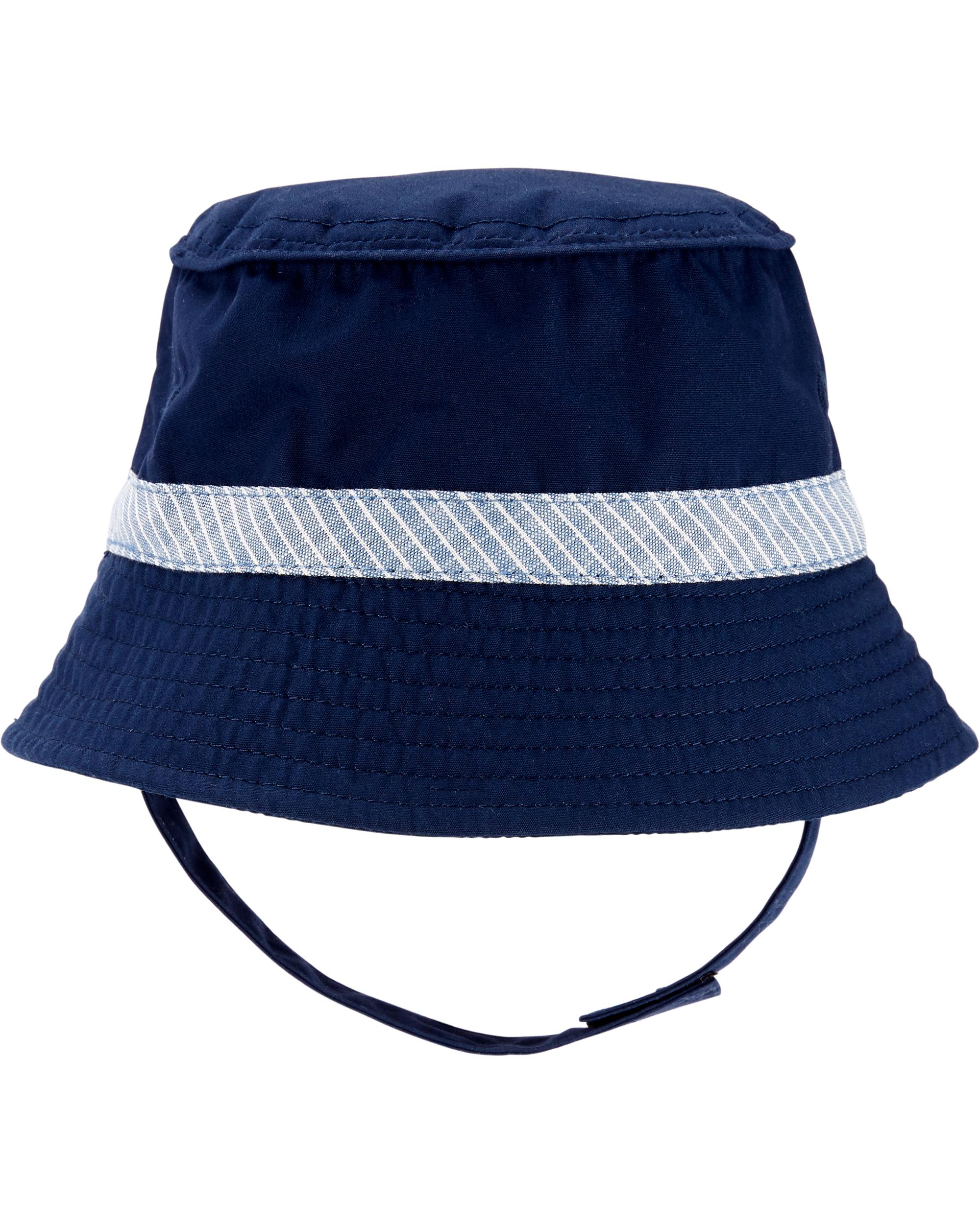 כובע שוליים נייבי