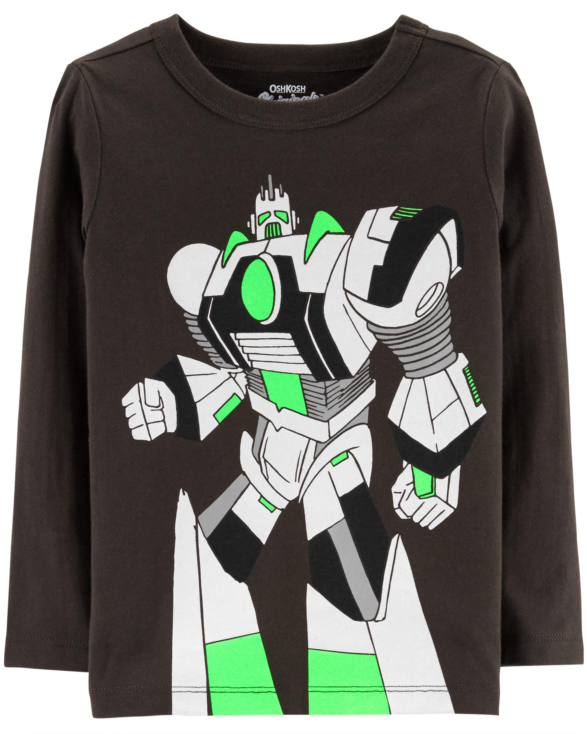 חולצת טי רובוט