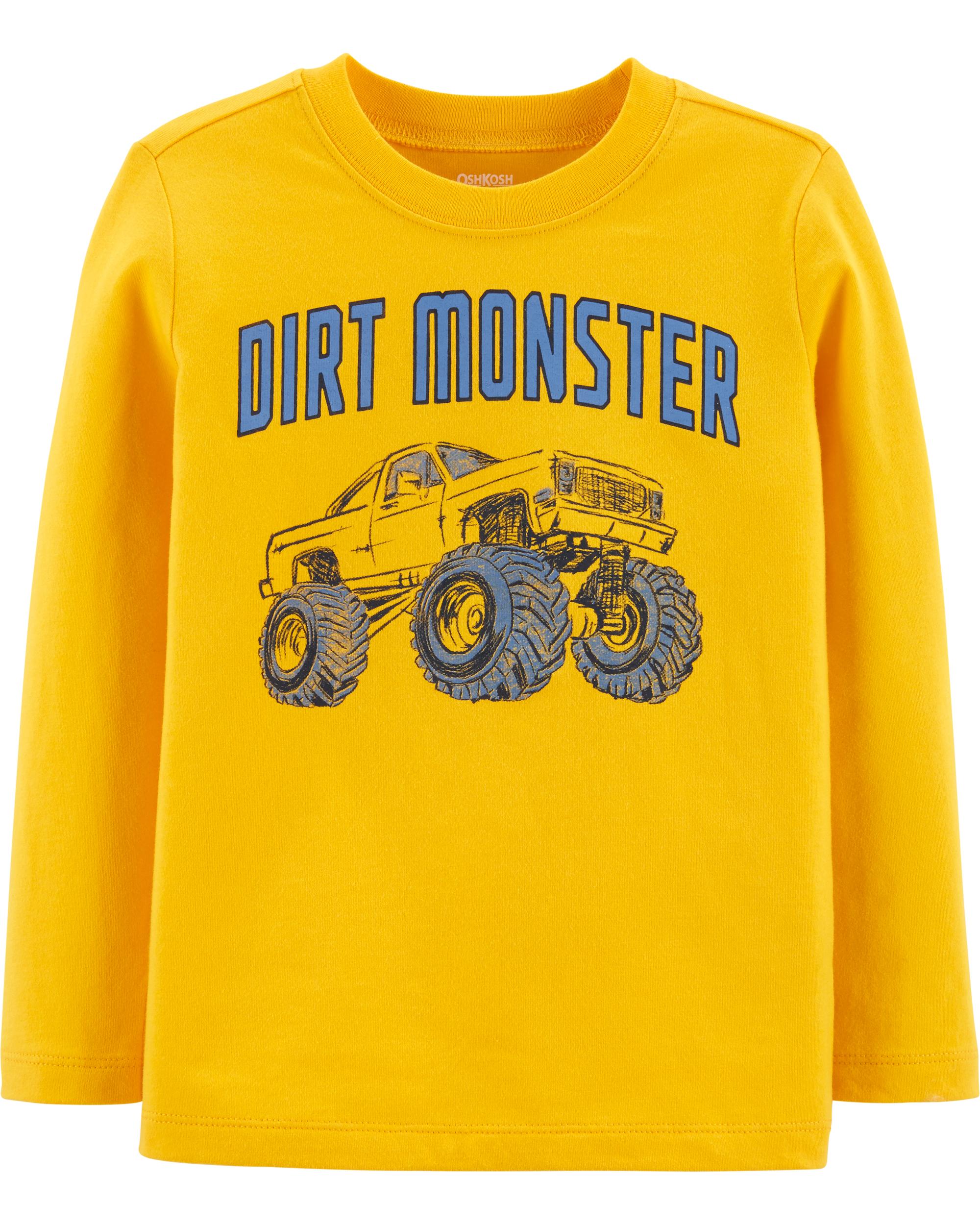 DIRT MONSTER חולצת