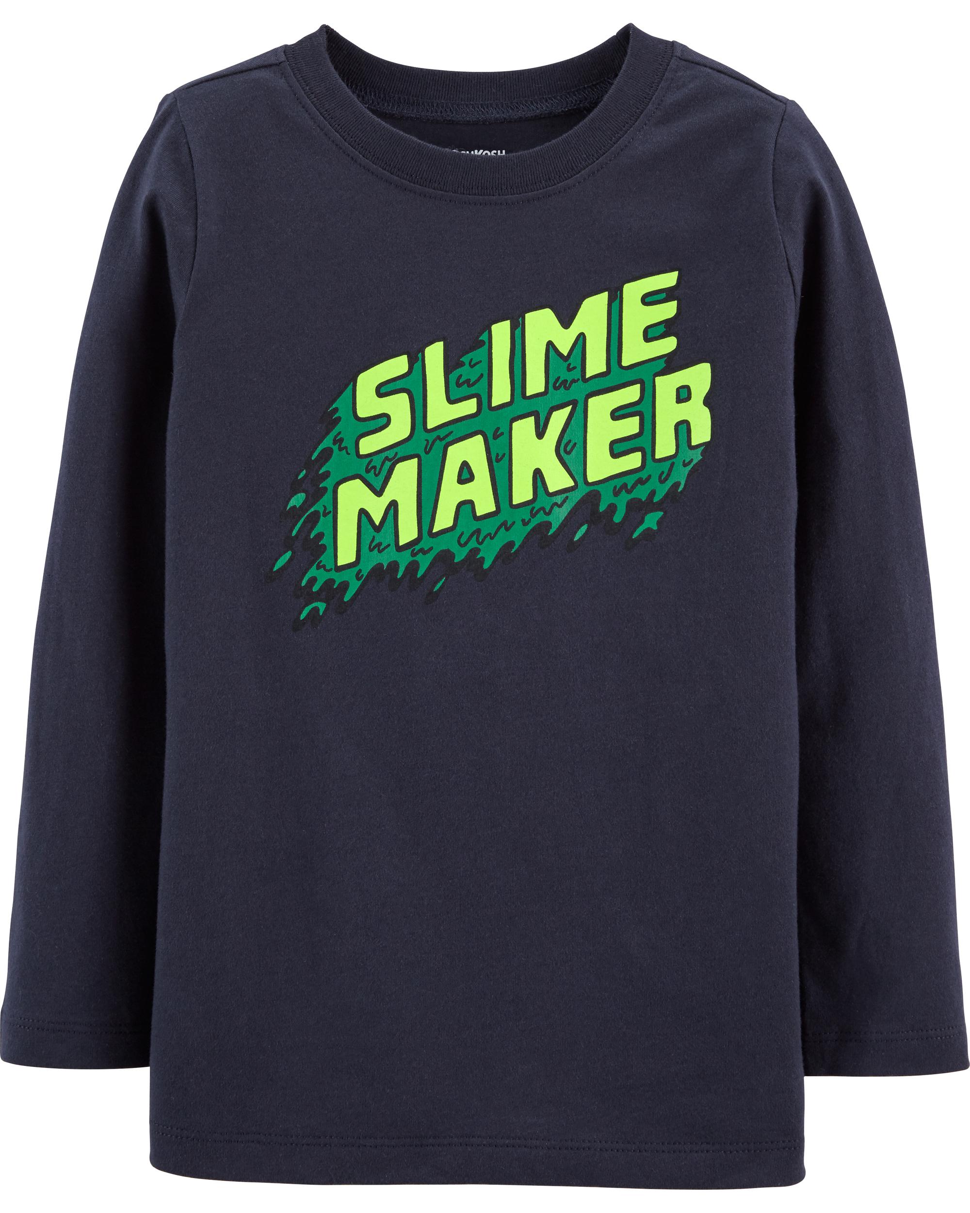 SLIME MAKER חולצת