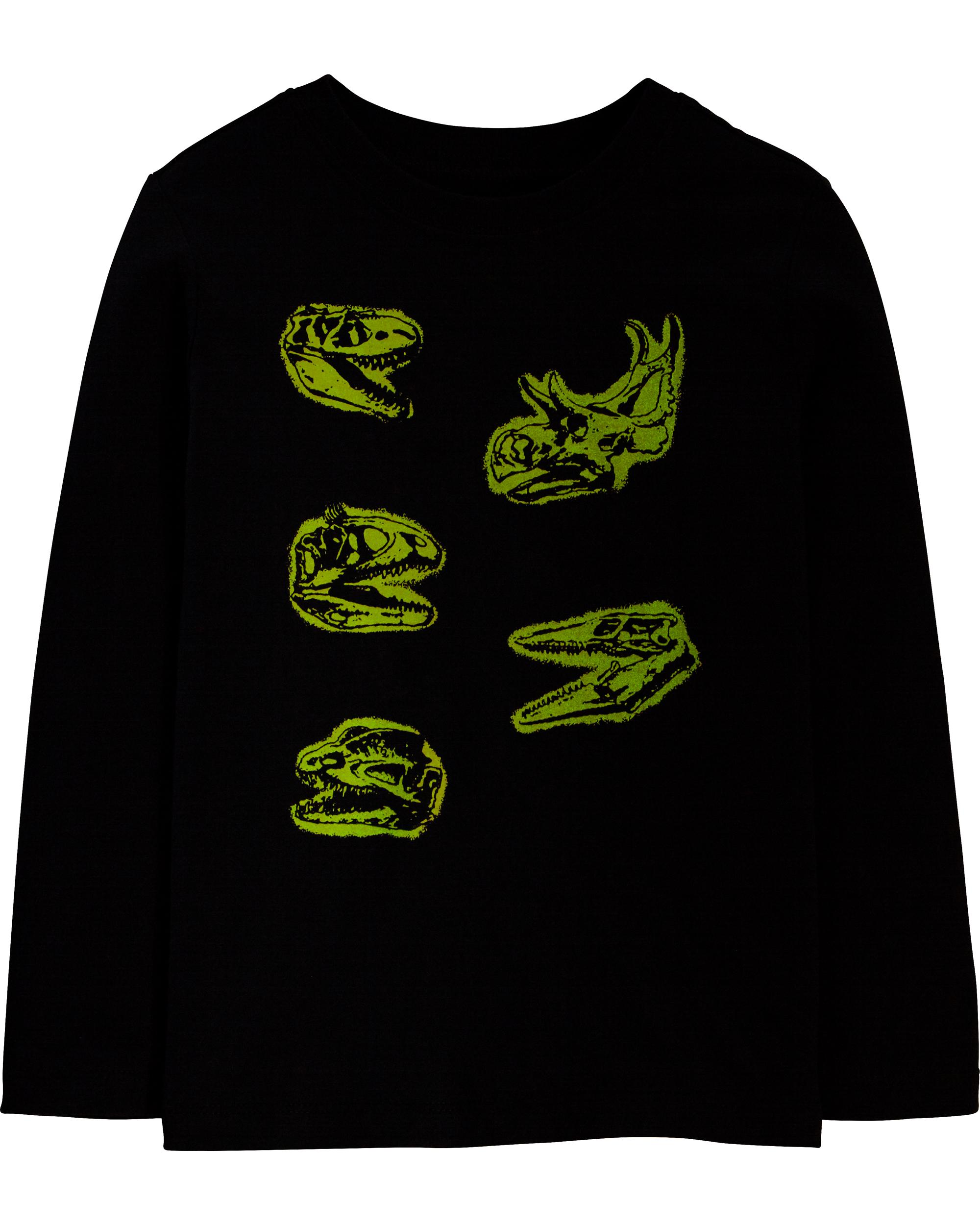 חולצת דינוזאורים