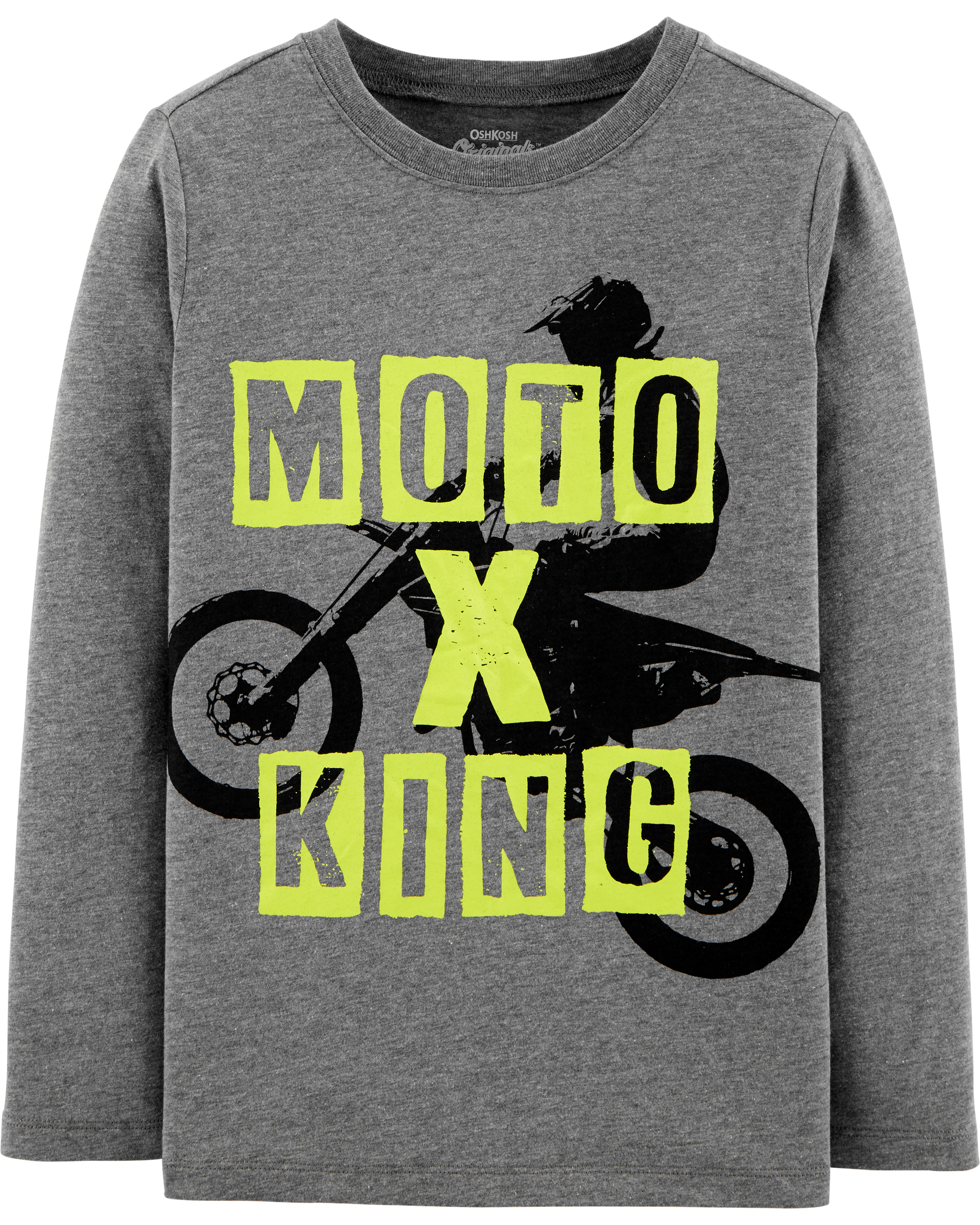 MOTO KING חולצת