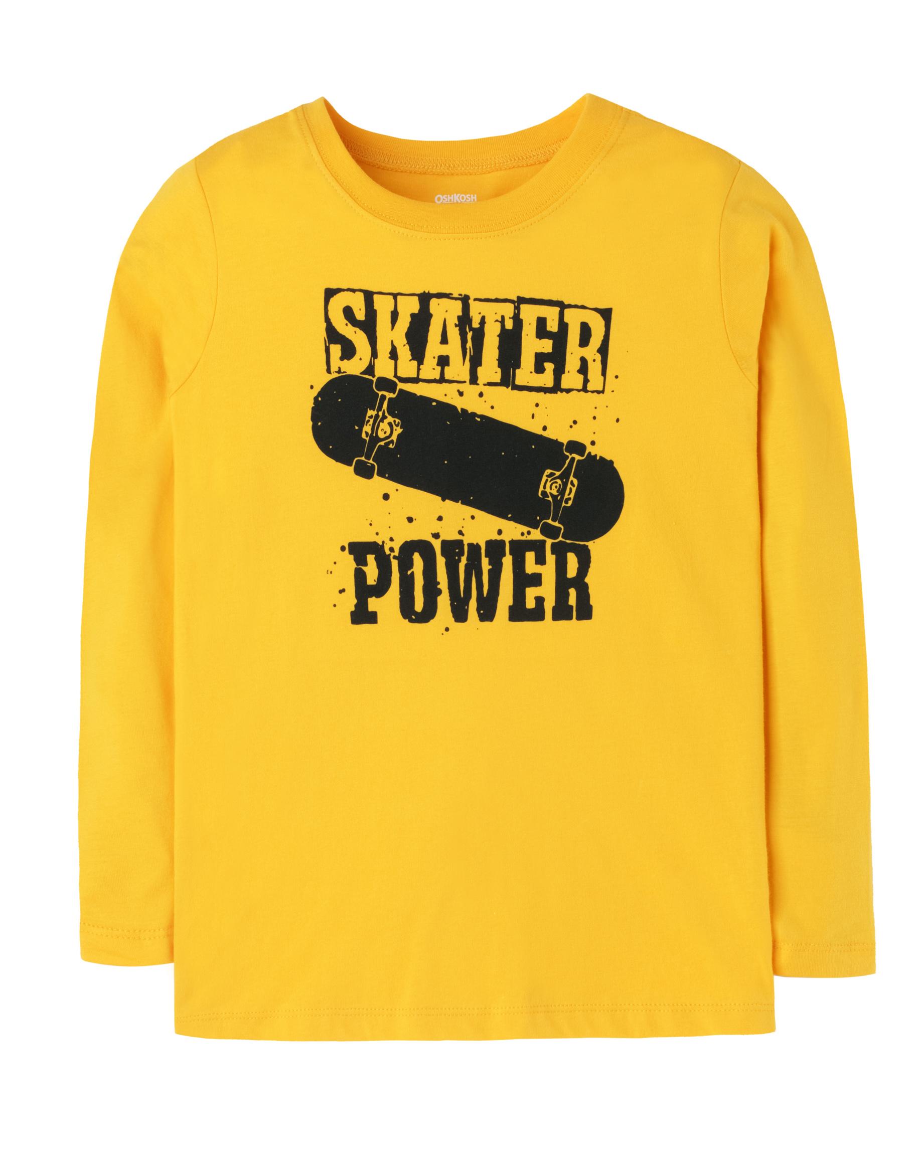 SKATER POWER חולצת
