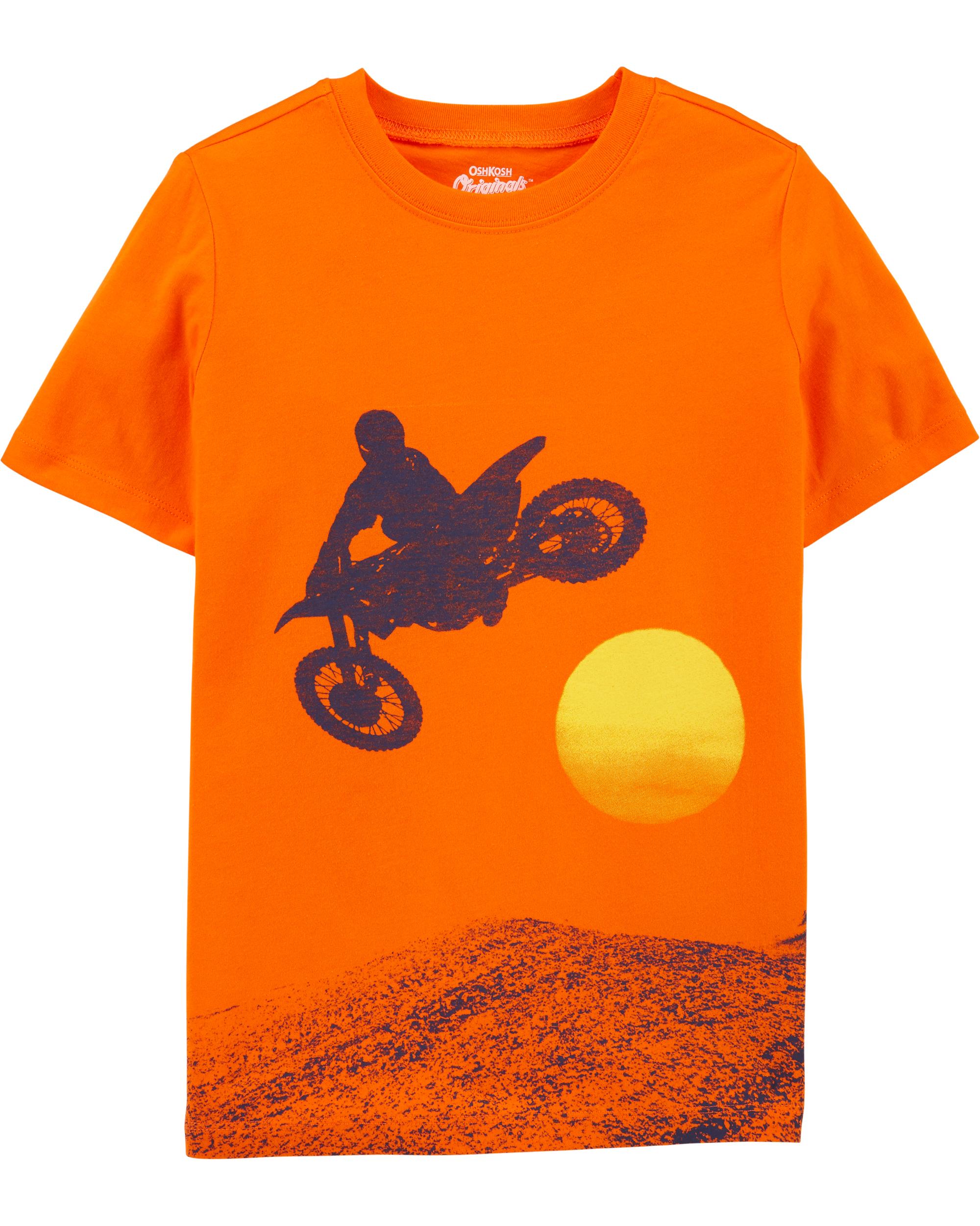 חולצת טי אופנוען