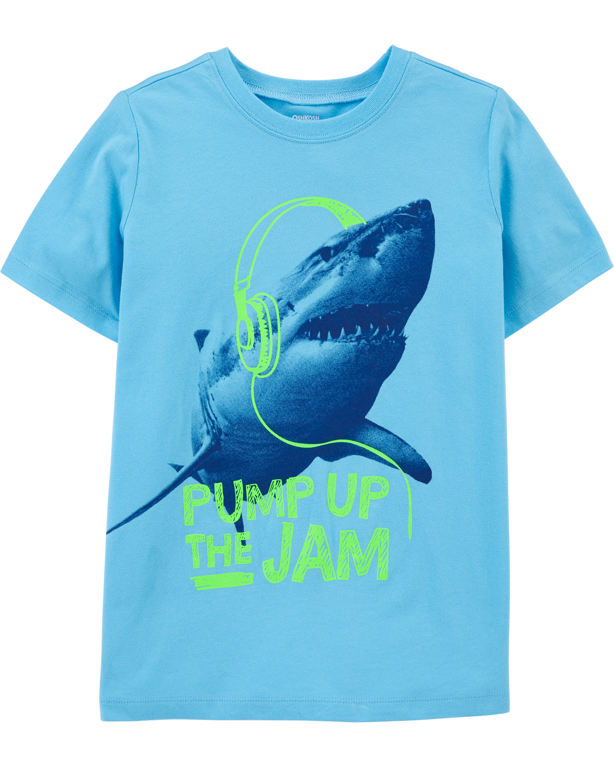 חולצת טי כריש
