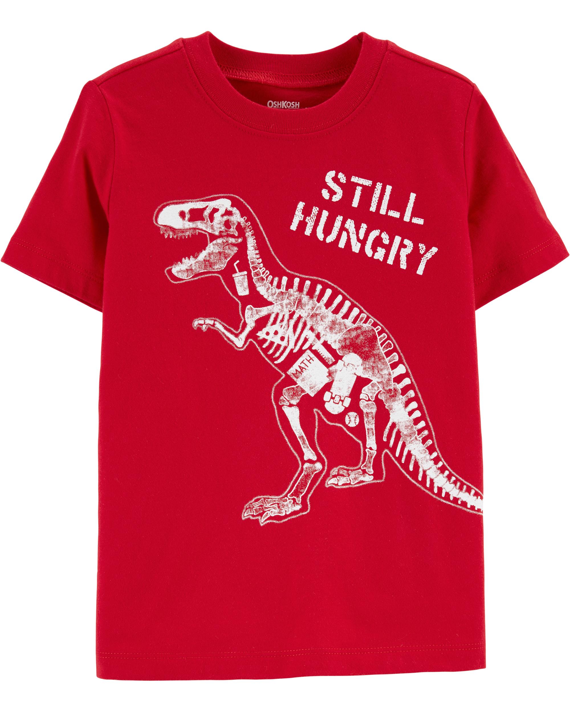חולצת טי דינוזאור