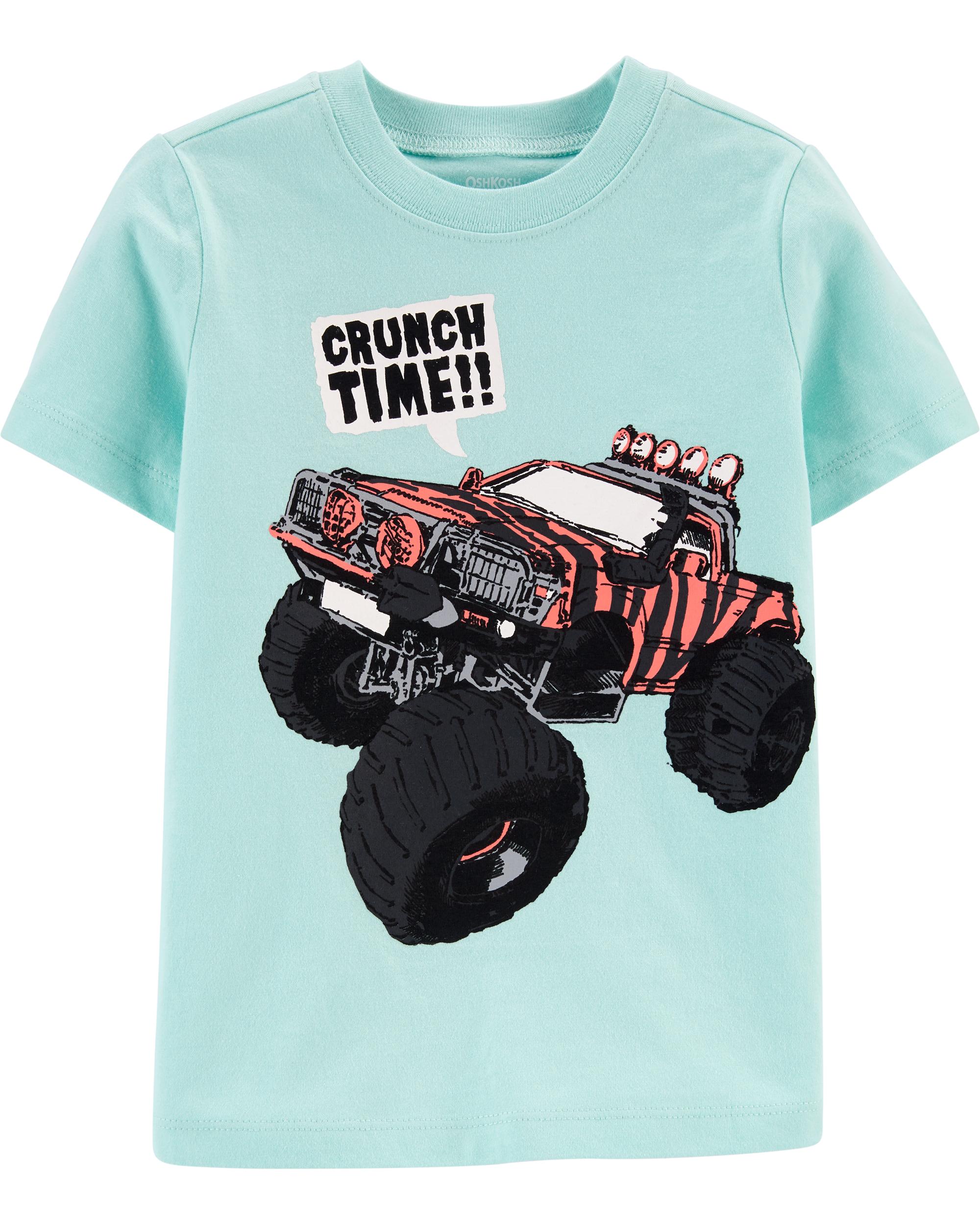 חולצת טי משאית