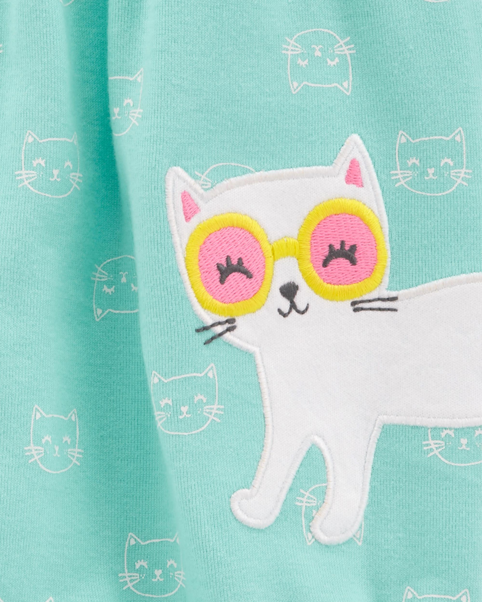 אוברול קצר חתולה