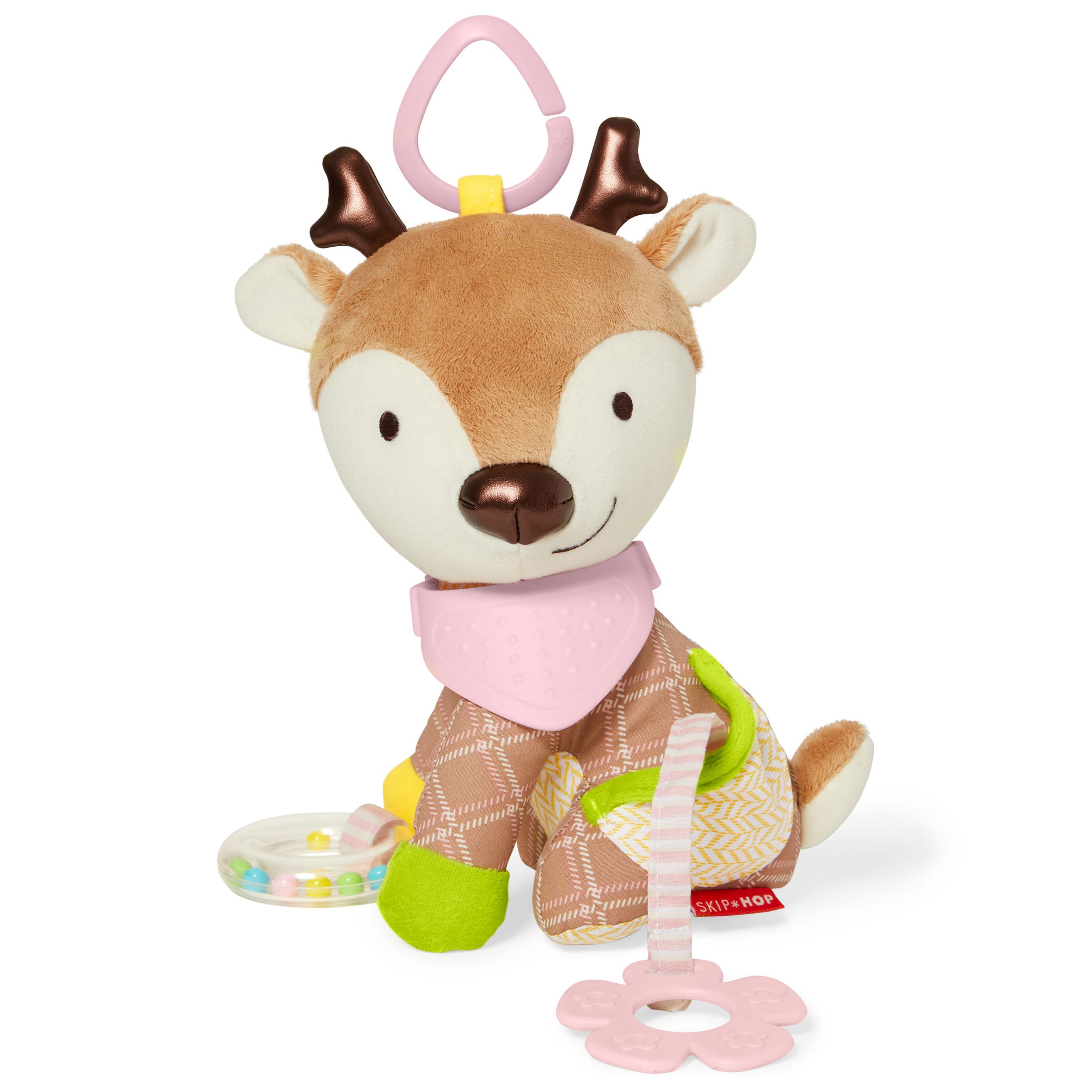צעצוע לעגלה צבי