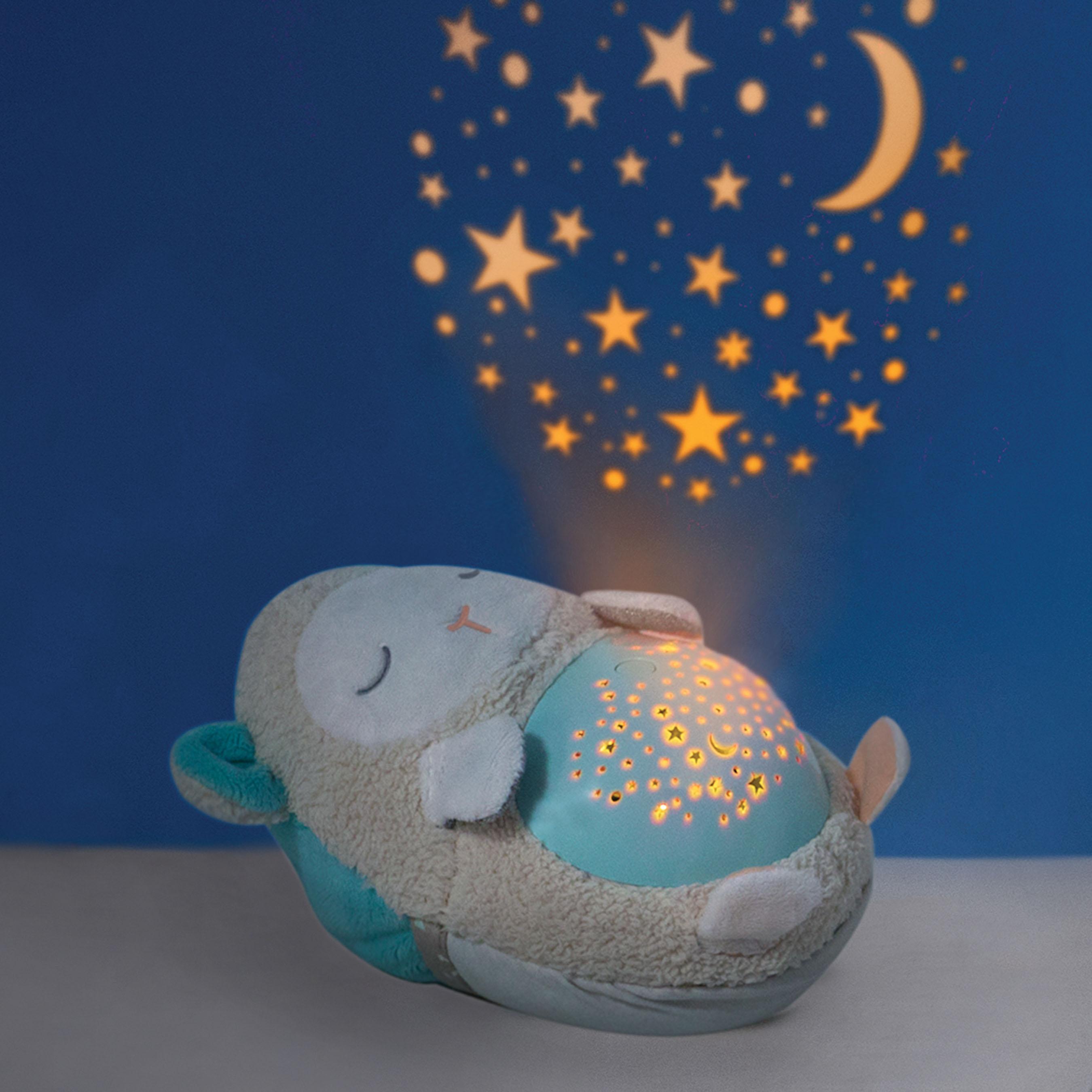 בובת כבשה חיבוקי מרגיע