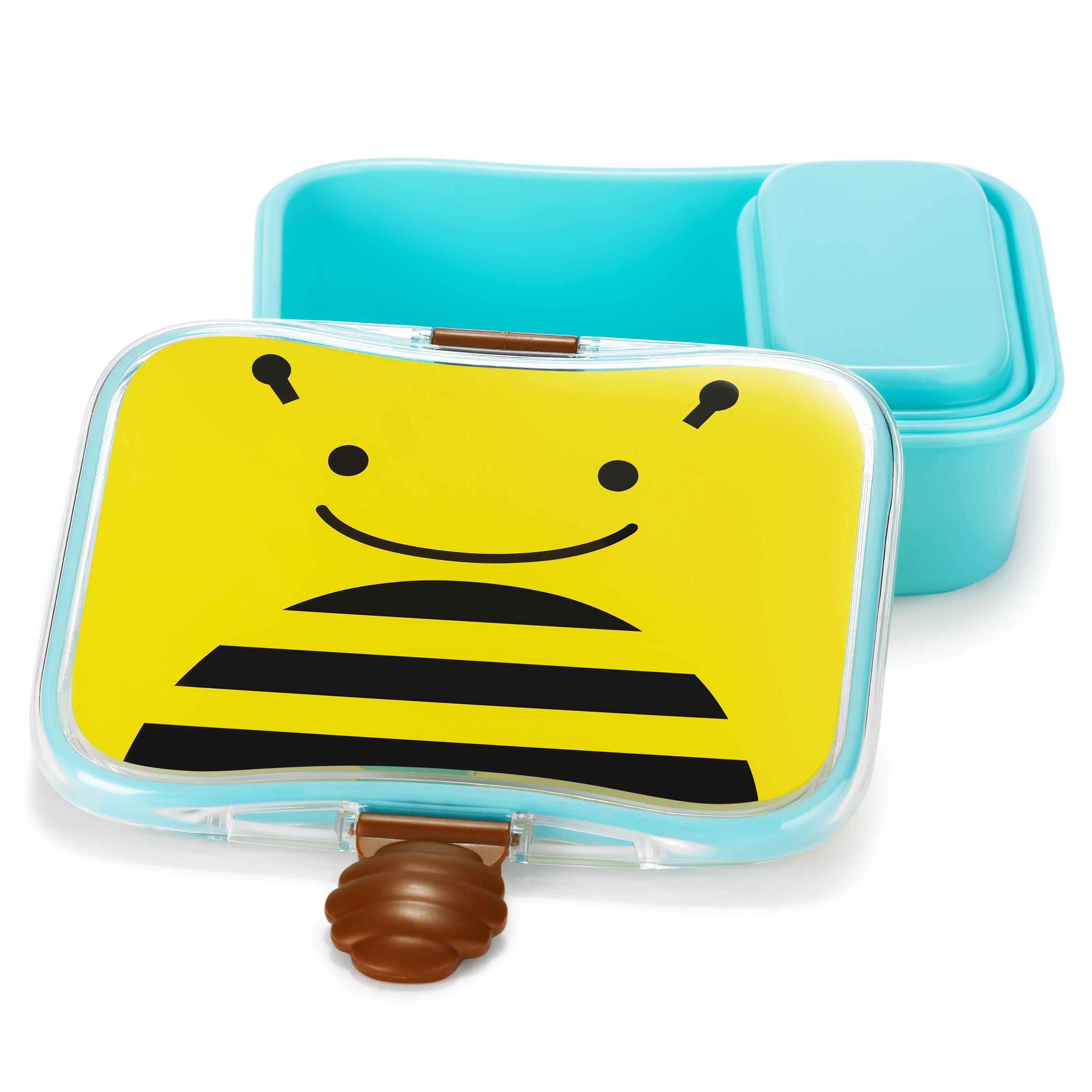 קופסת אוכל- דבורה