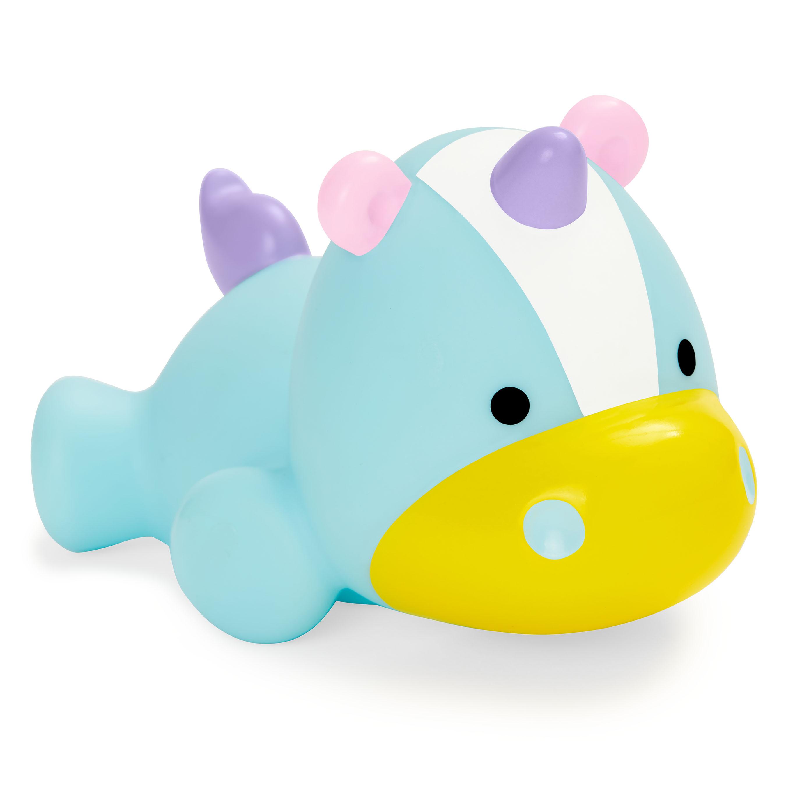 צעצוע אמבטיה - חד קרן מנצנץ