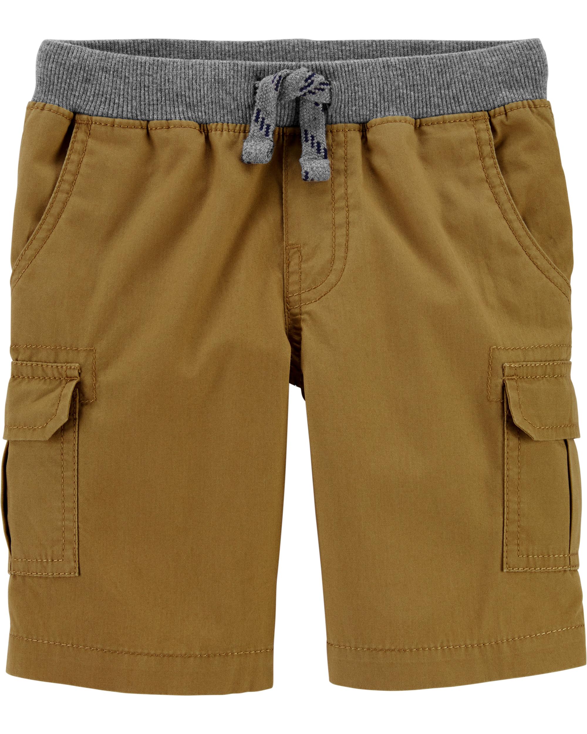 מכנס חאקי כיסים