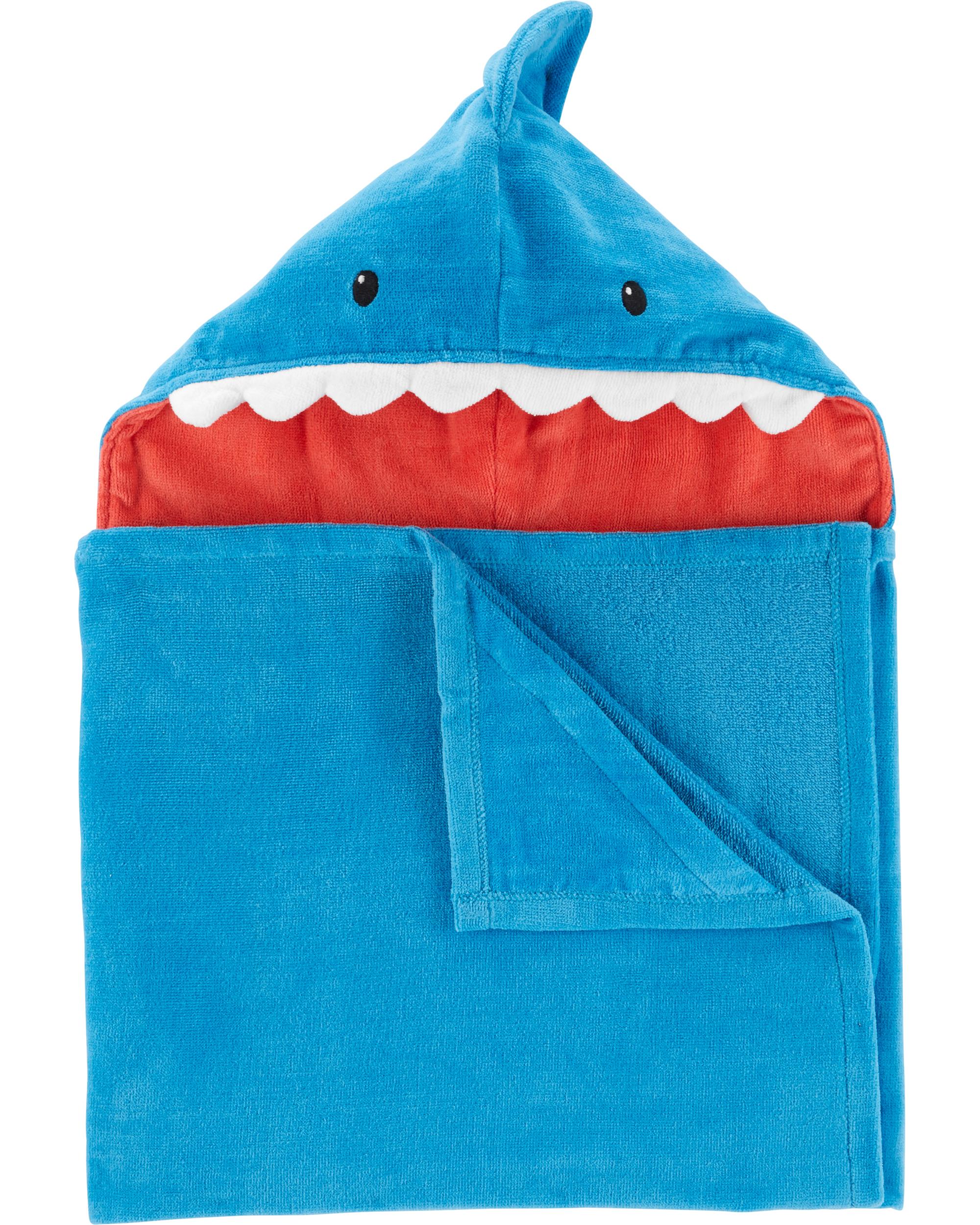 מגבת קפוצון כחולה