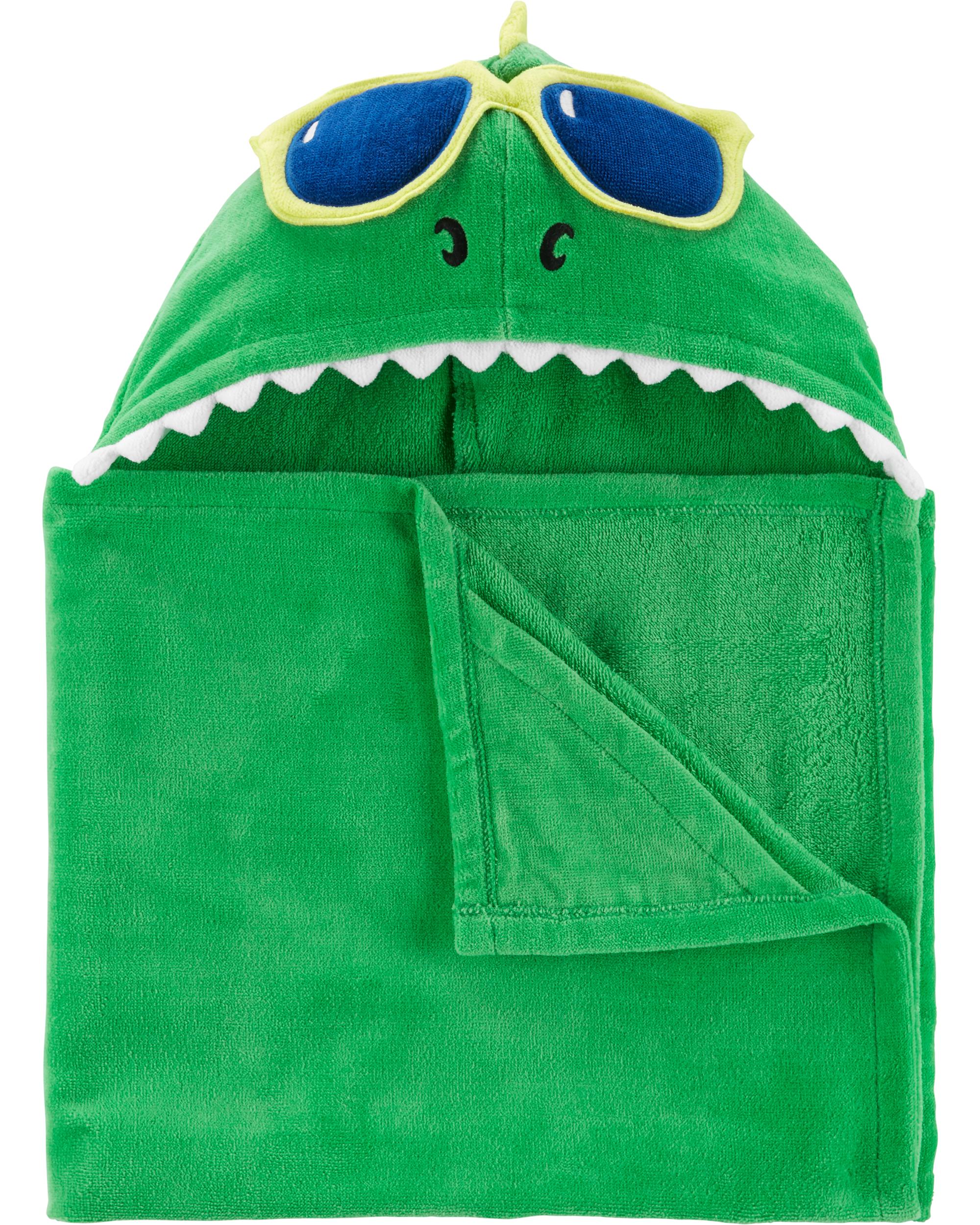 מגבת קפוצון ירוקה