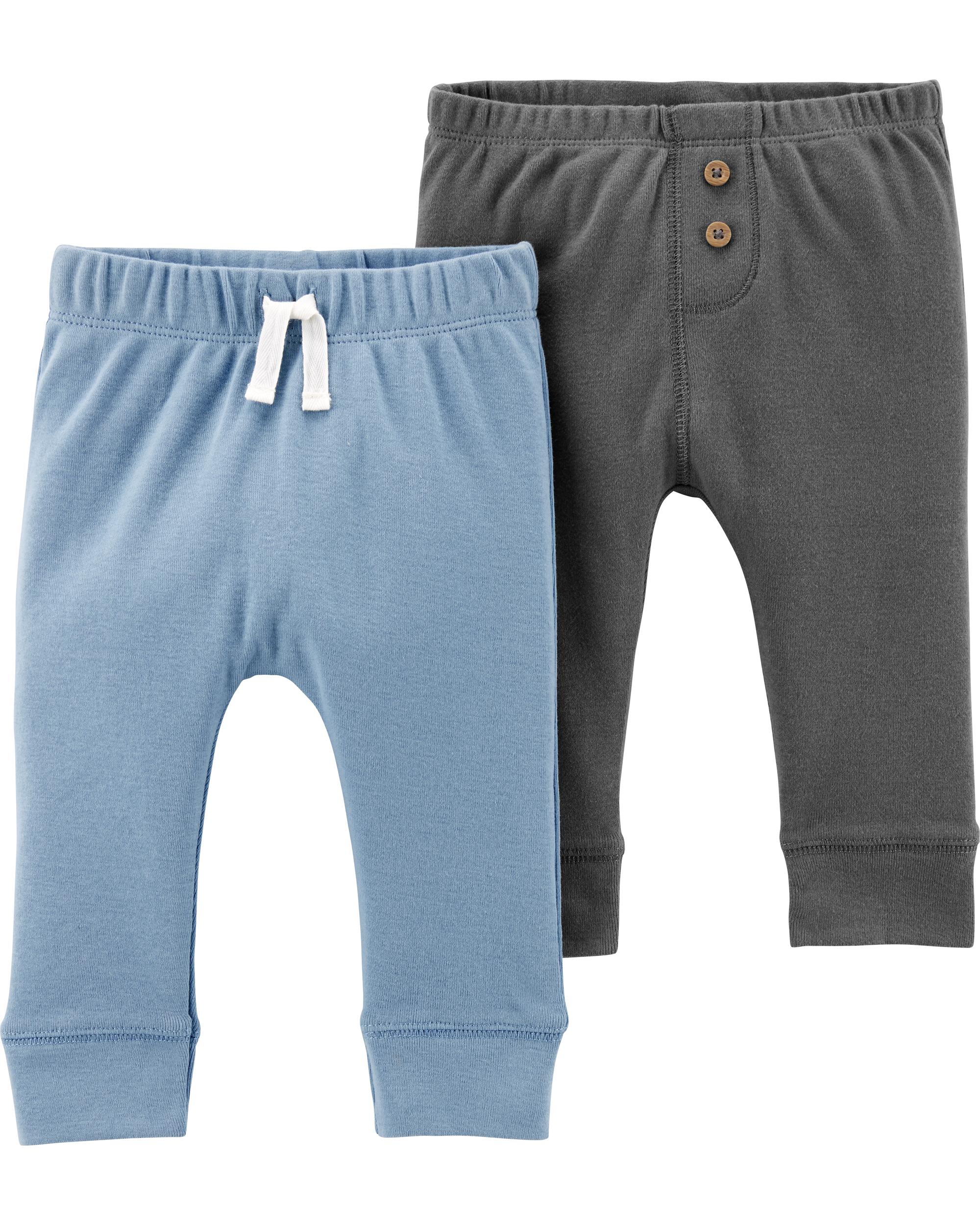 זוג מכנסיים כחולים