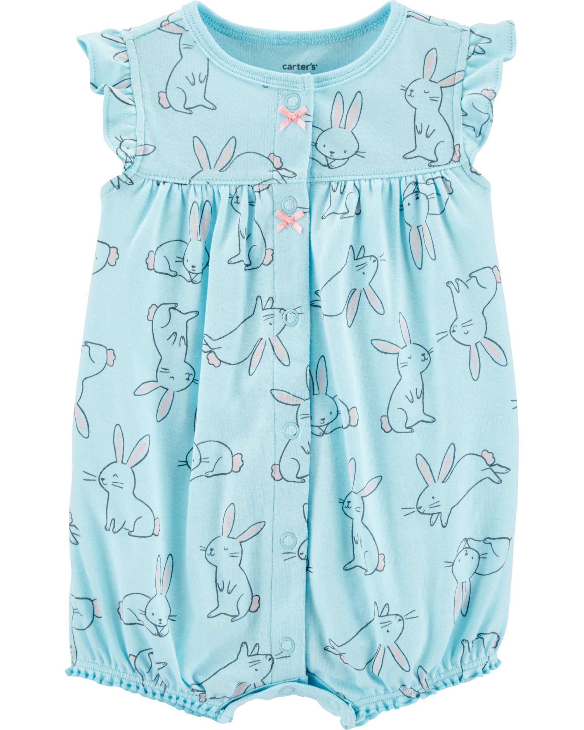 אוברול קצר ארנבונים