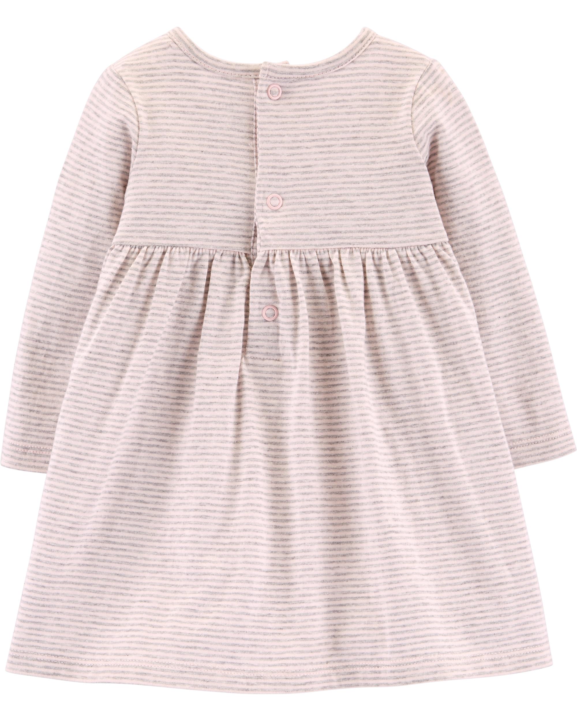שמלת חד קרן פסים