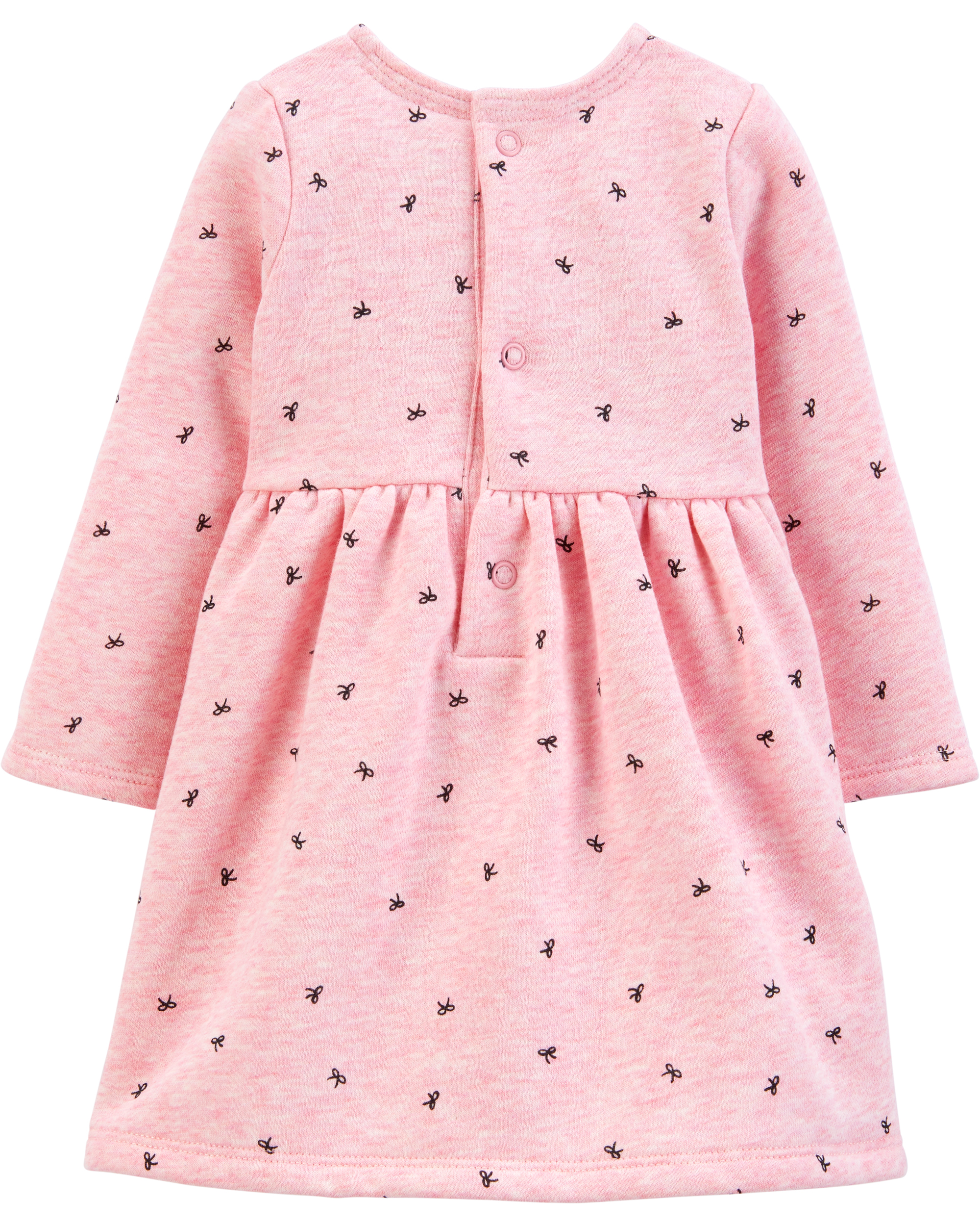 שמלת פפיונים וורודה