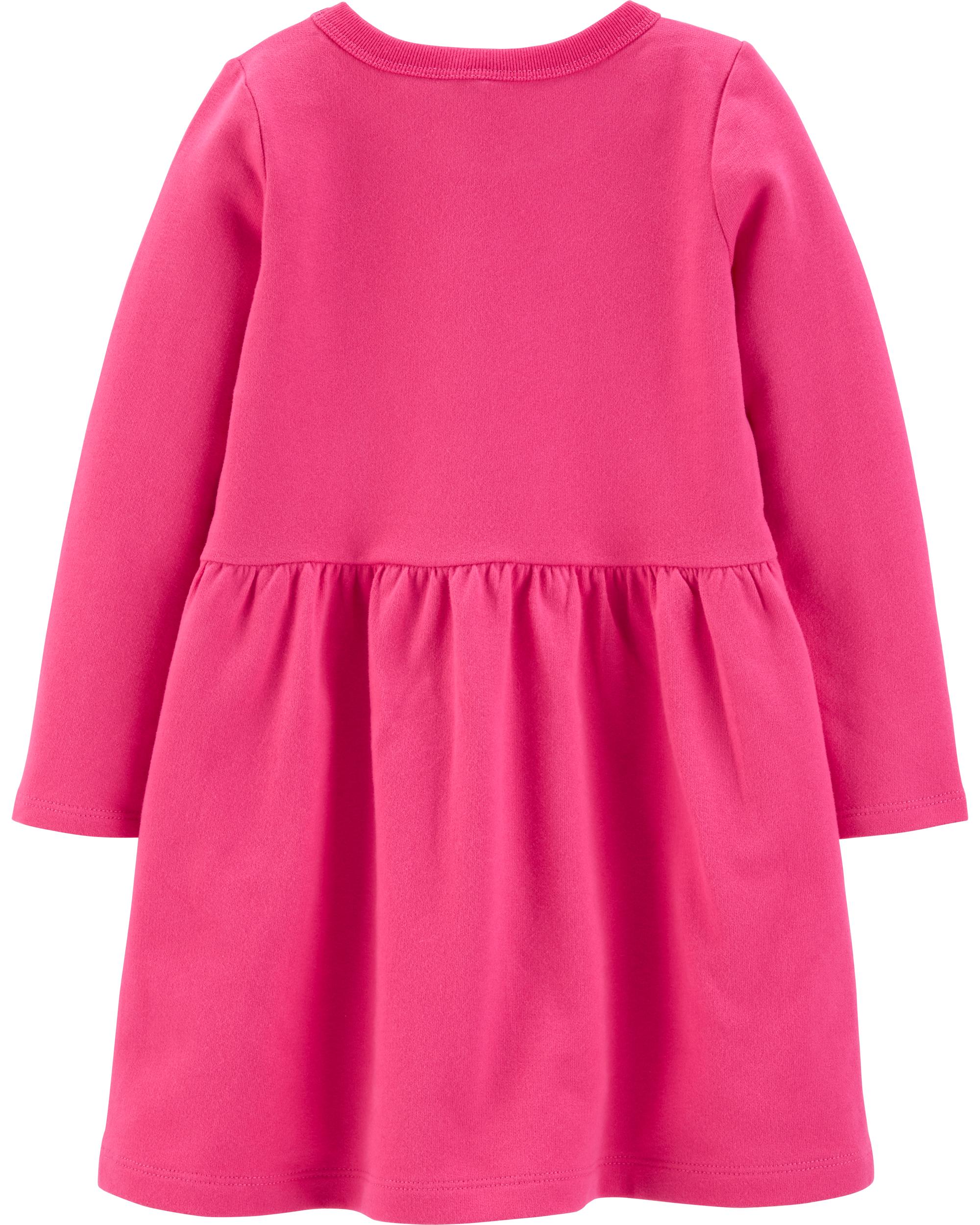 שמלת חד קרן פוקסיה