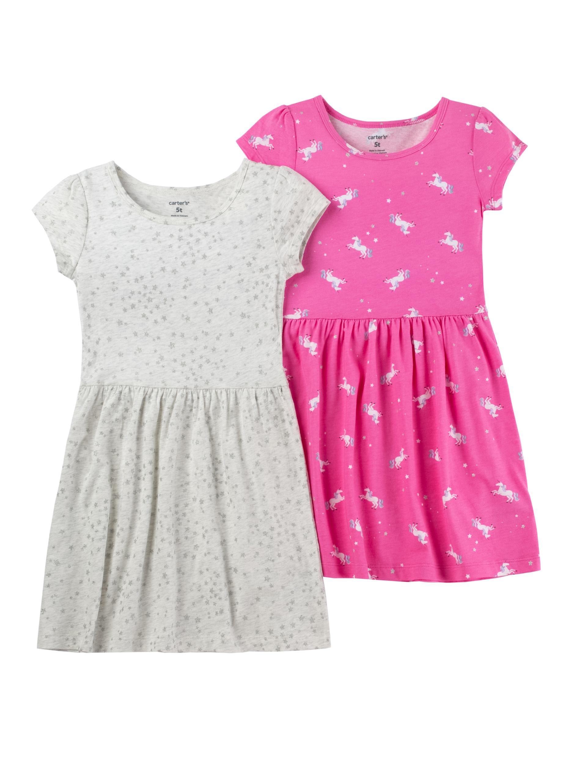 זוג שמלות חדי קרן/ נקודות