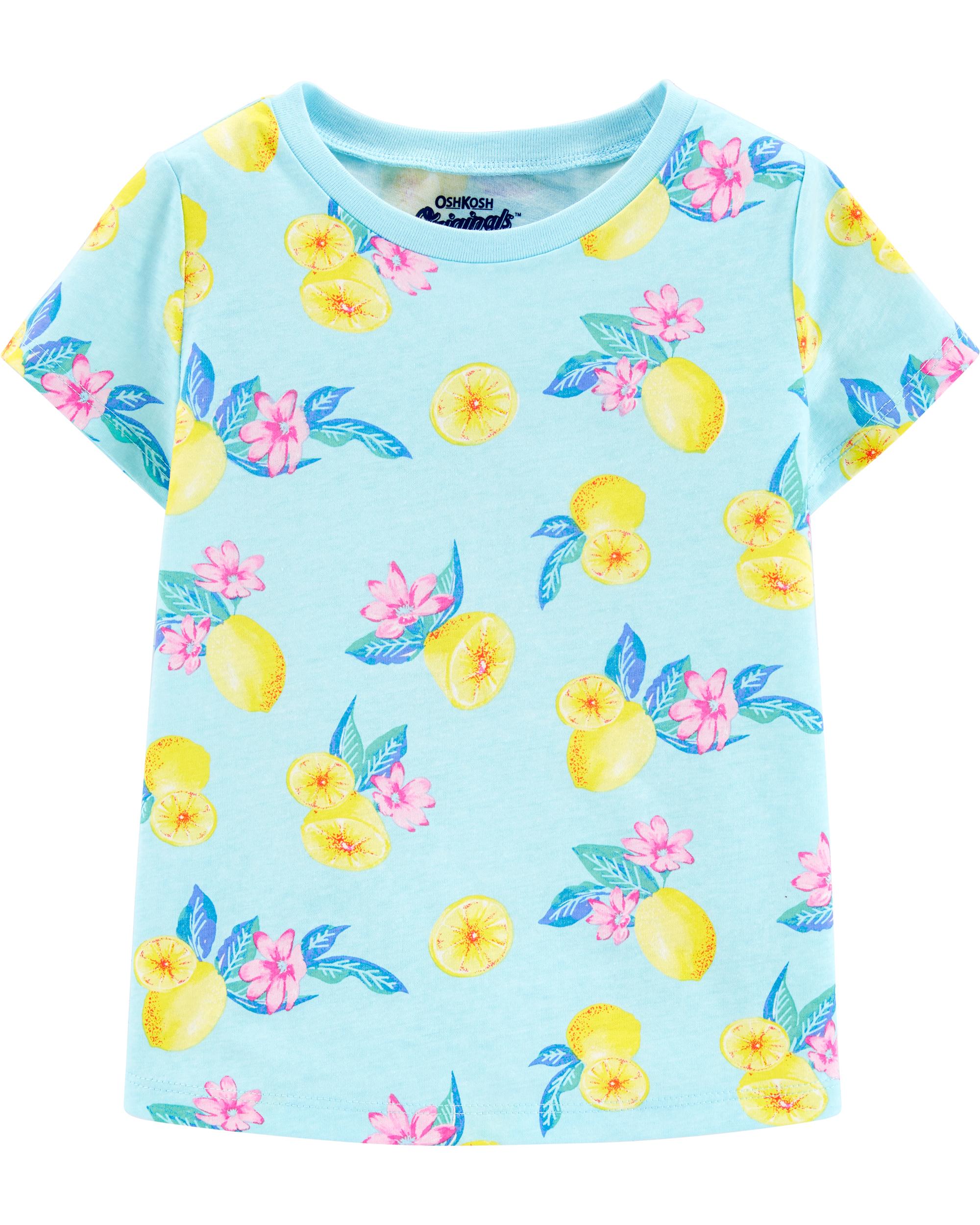 חולצת טי לימונים