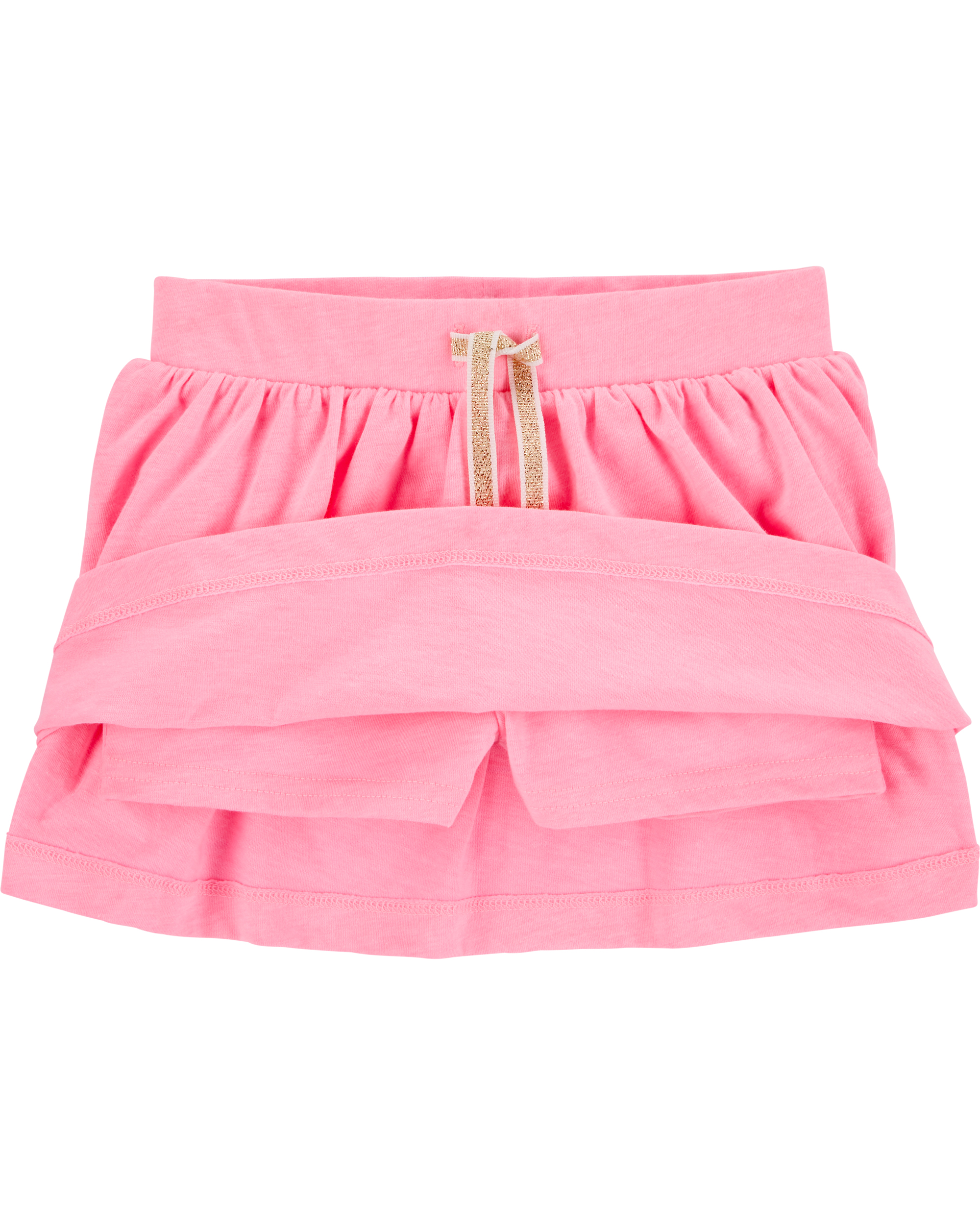 חצאית מכנס ורוד בהיר