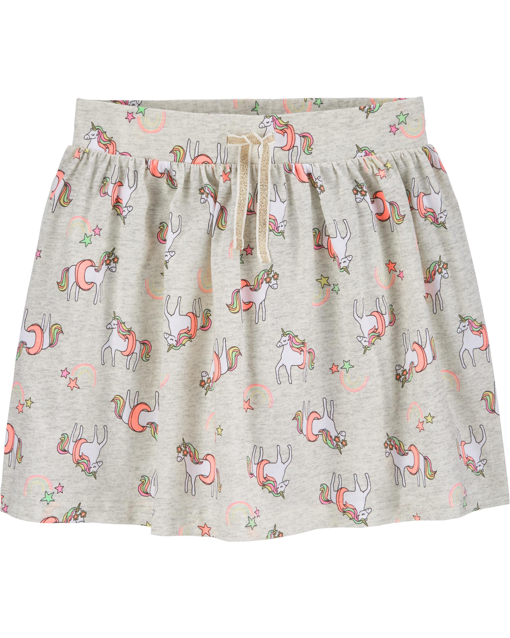 חצאית מכנס חדי קרן