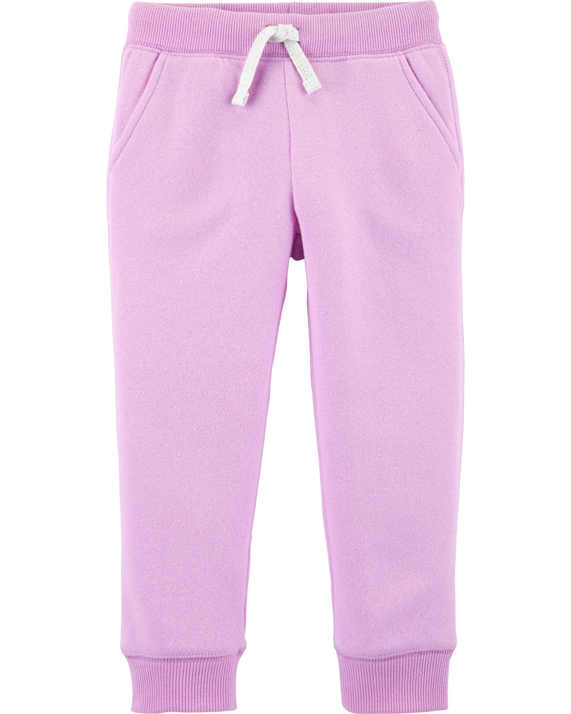 מכנס ארוך סגול