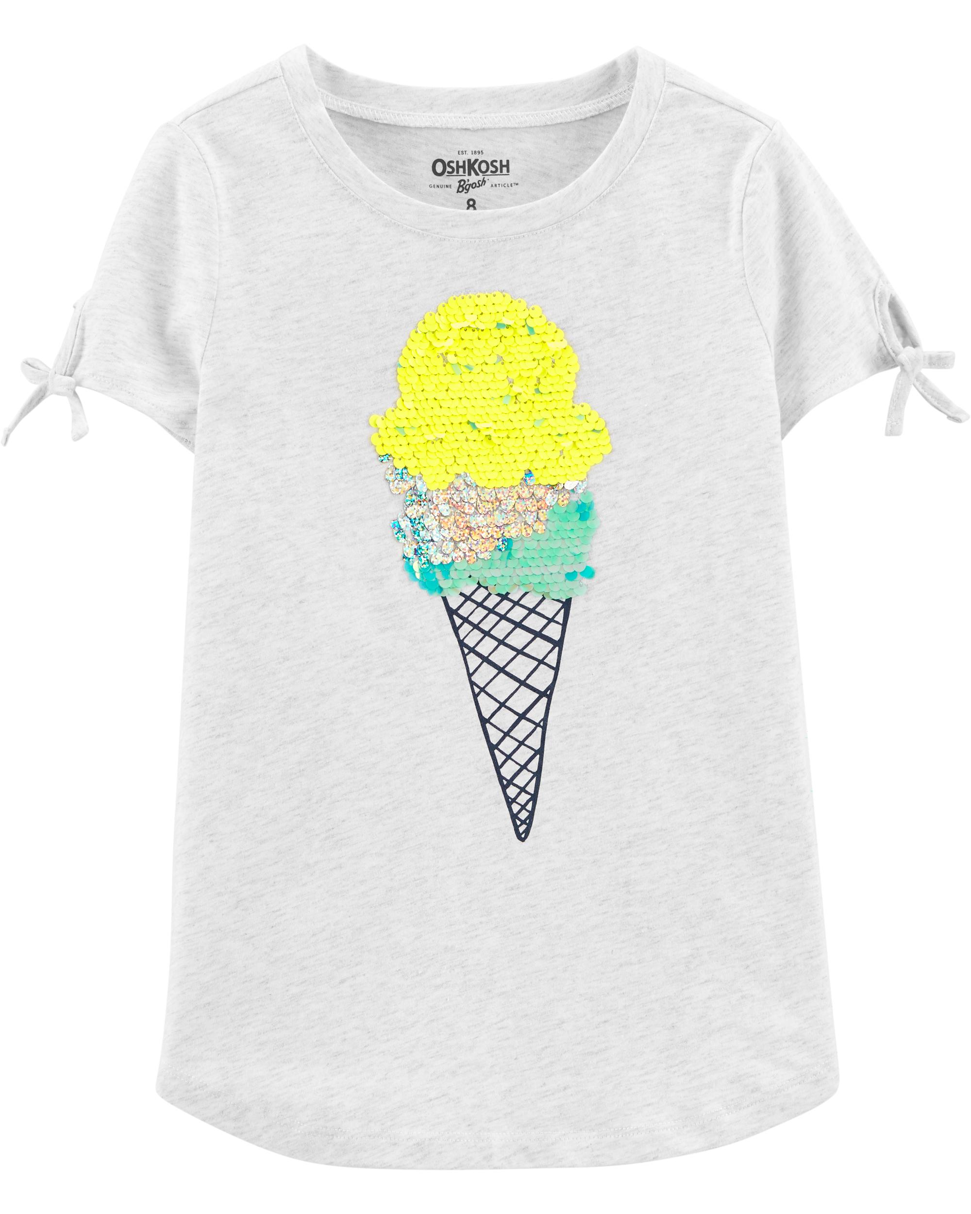 חולצת טי גלידה