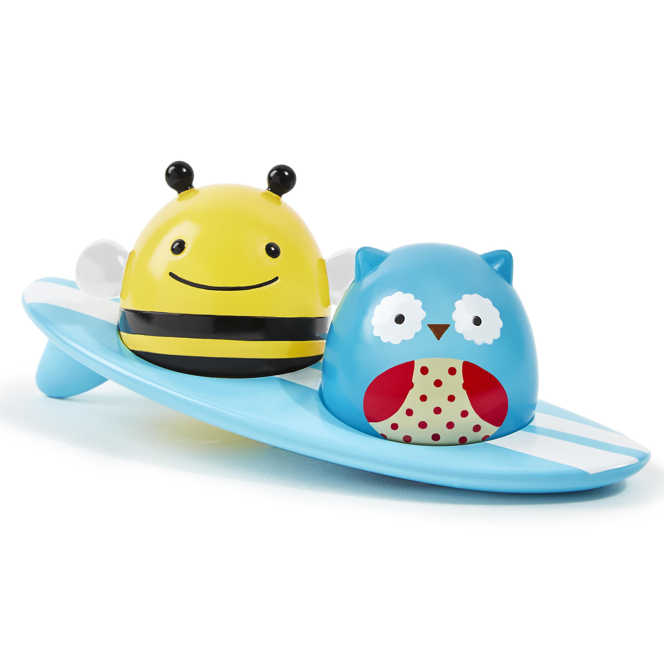 צעצוע אמבטיה - גלשנים